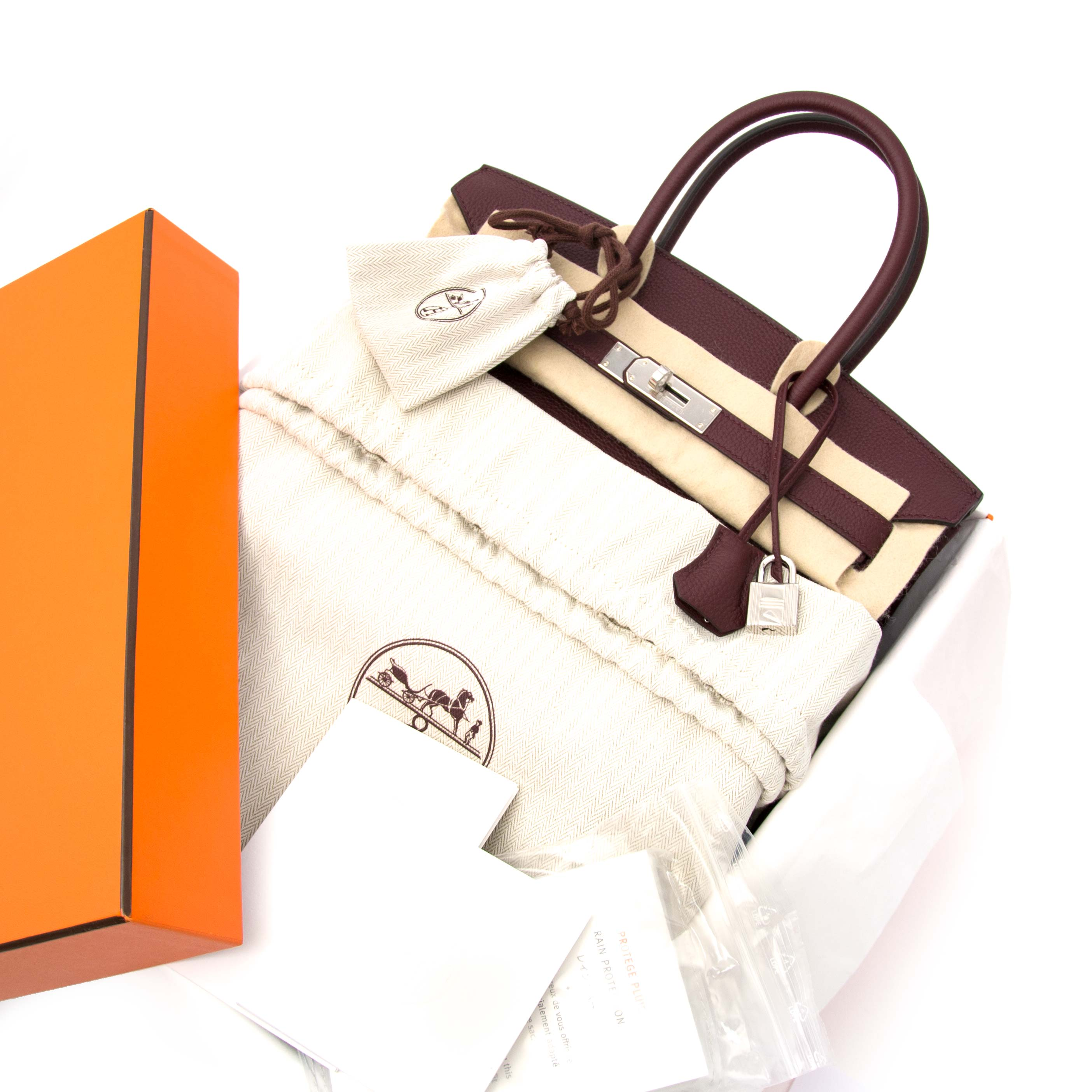 shop veilig online 100% authentieke hermes birkin tassen, geen wachtlijst