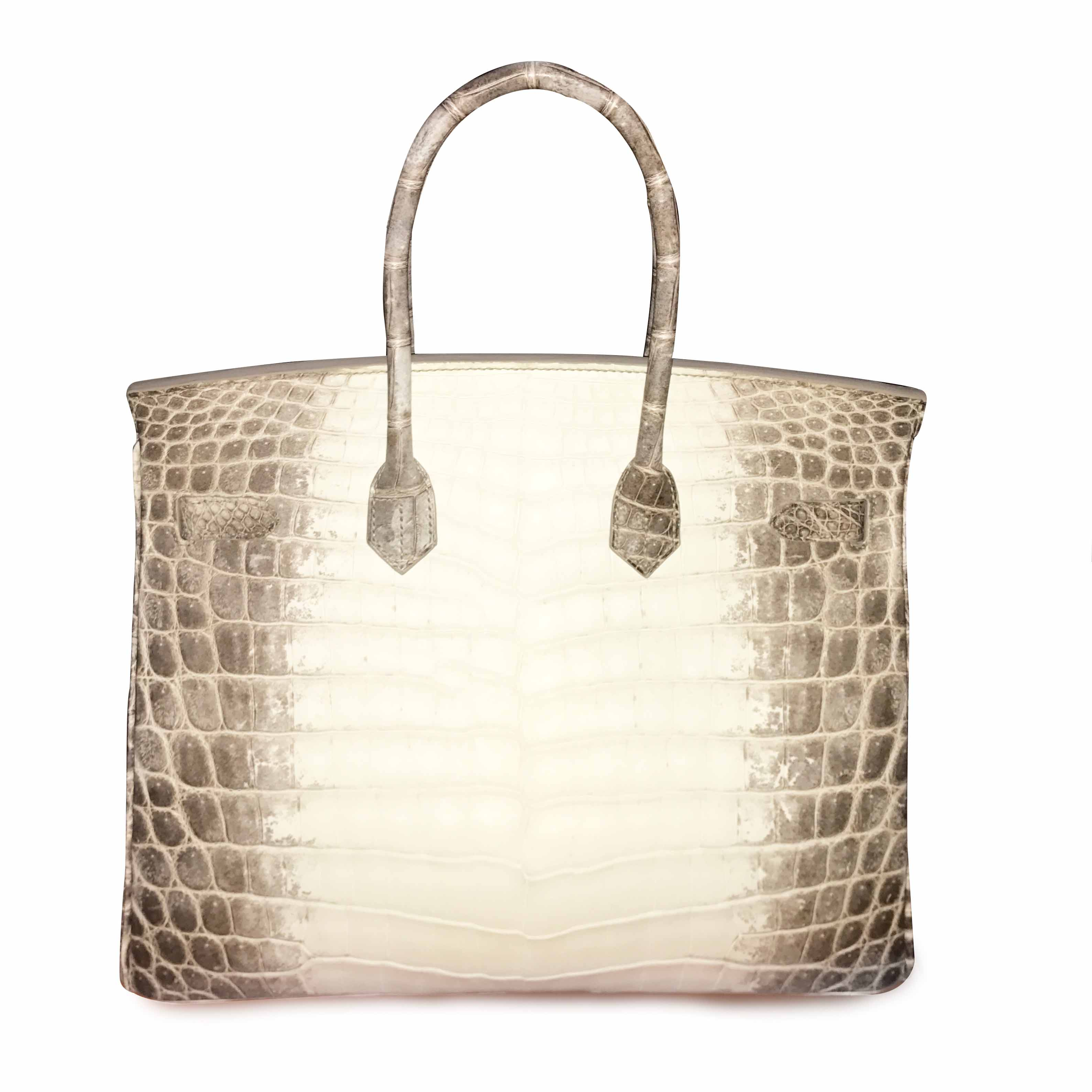 Skip the waitinglist and get your hermes birkin 35 crocodile niloticus himalaya now at labellov.com