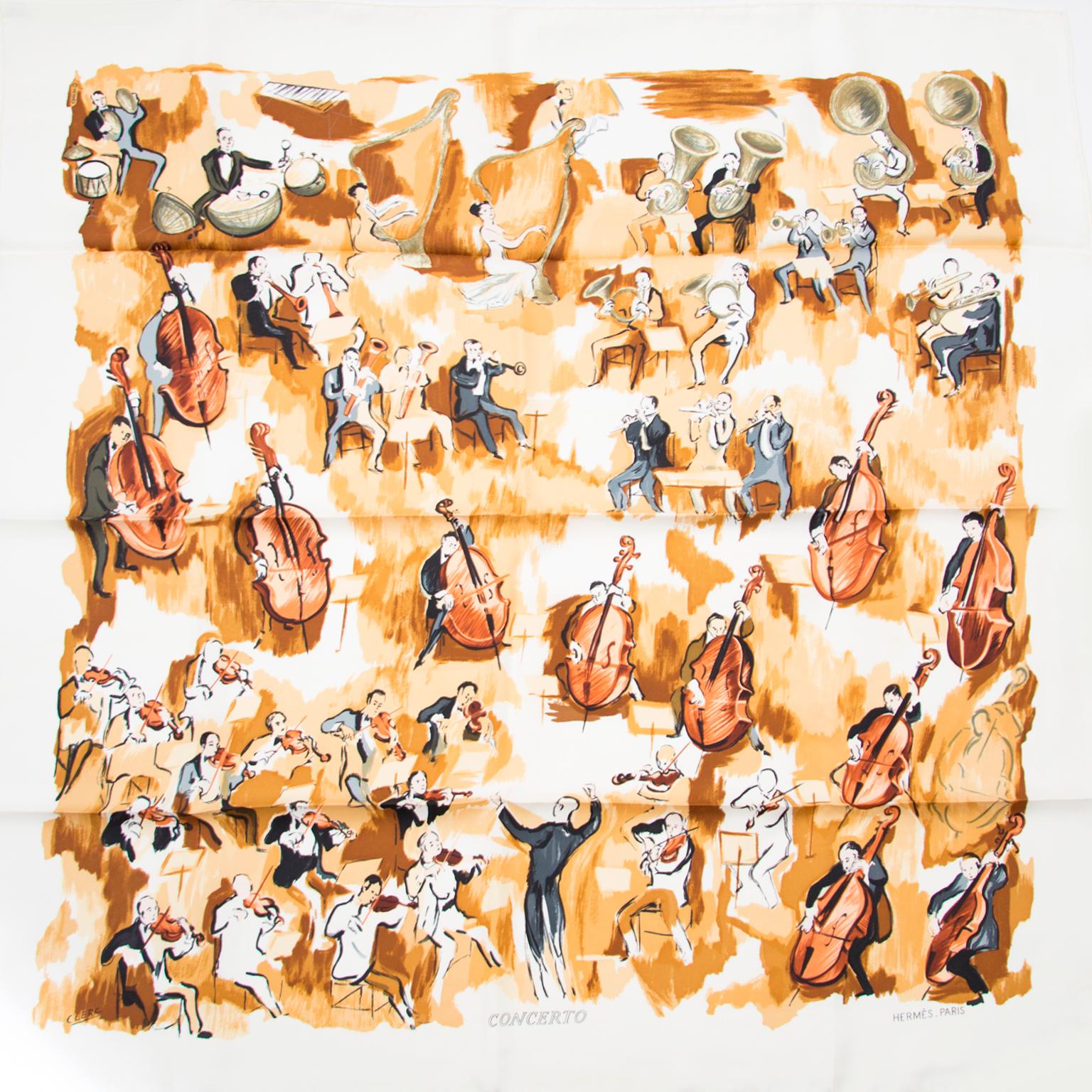 Koop uw authentieke zijden sjaaltje van Hermès aan de beste prijs bij Labellov