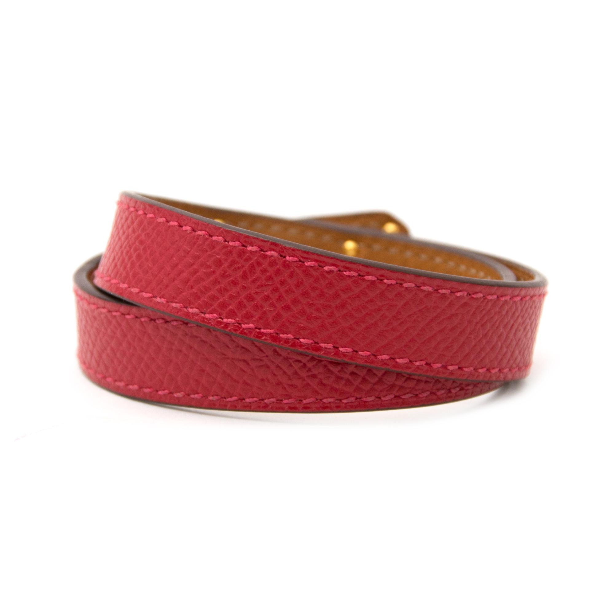 Bent u opzoek naar een Hermès Kelly Double Tour Bracelet?