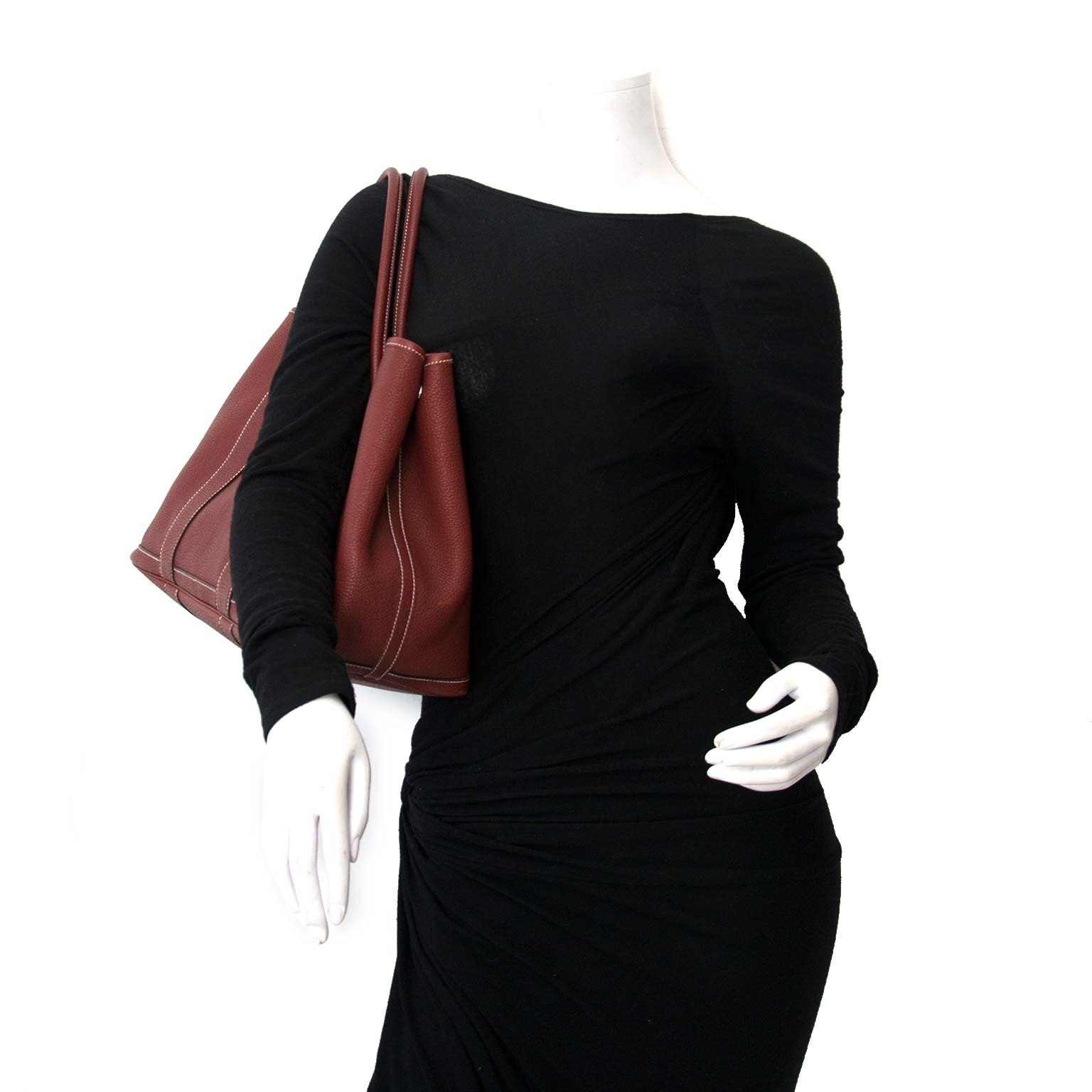 buy safe and secure online at labellov.com for the best price Hermes garden party bordeaux
