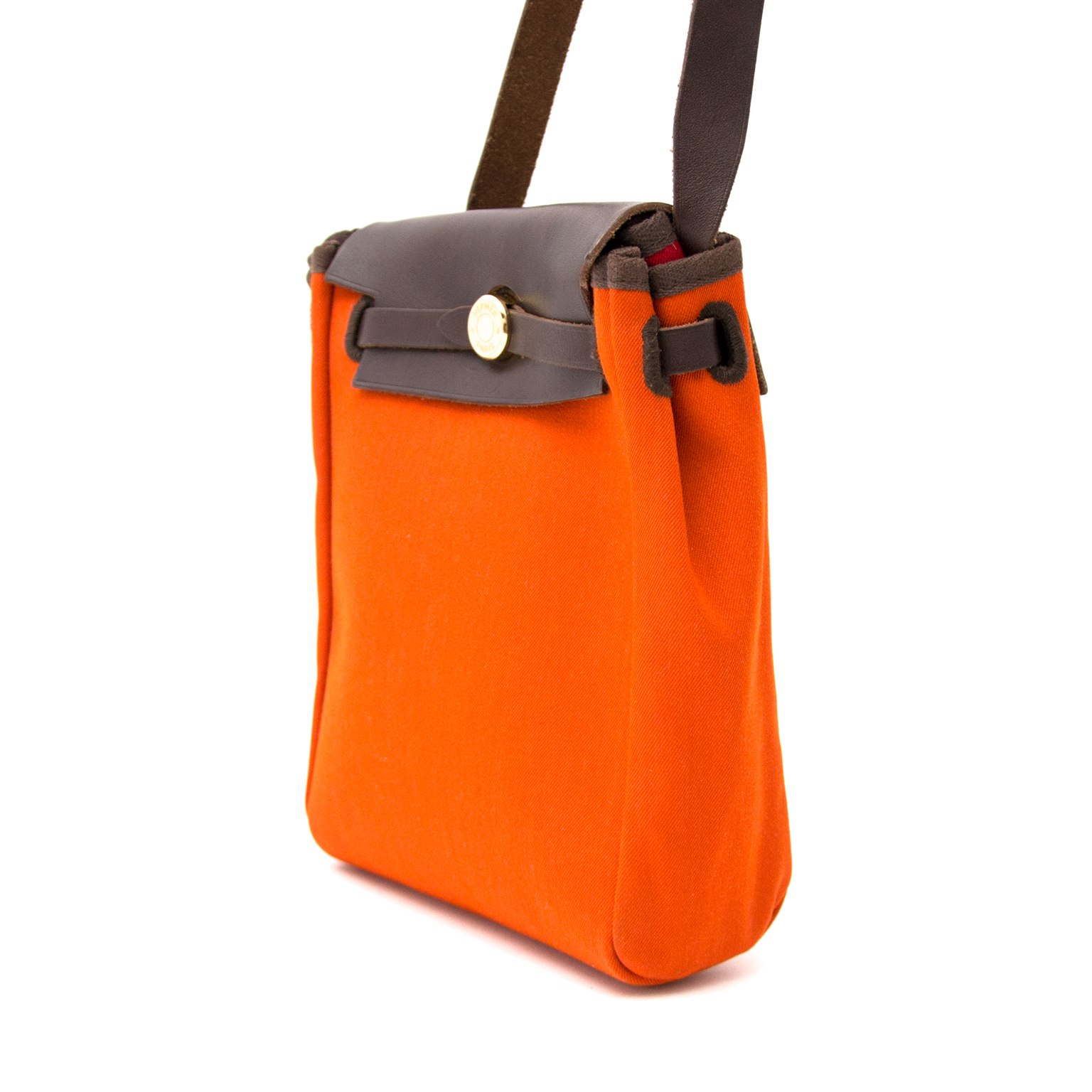 Buy now an authentic Mini Hermès Herbag without risk at Labellov Belgium in Antpwerp at the best price.