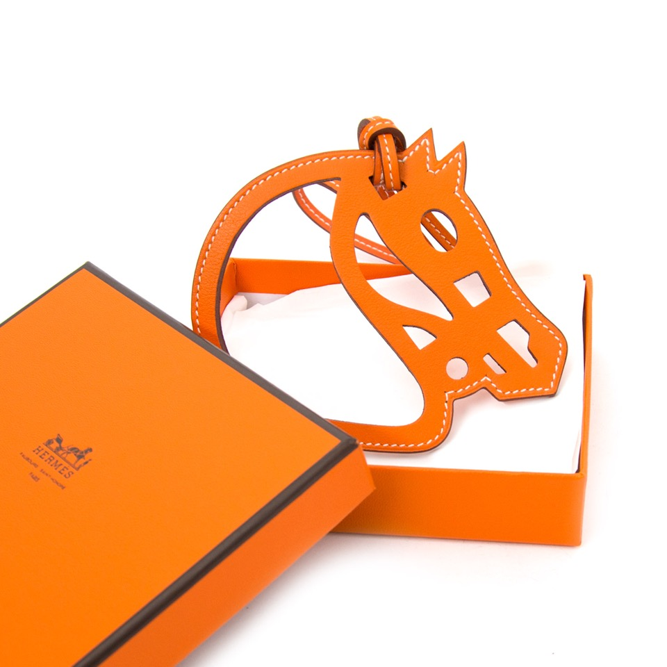 Buy and sell your brand new Hermès Leather Horse Ornament accessory