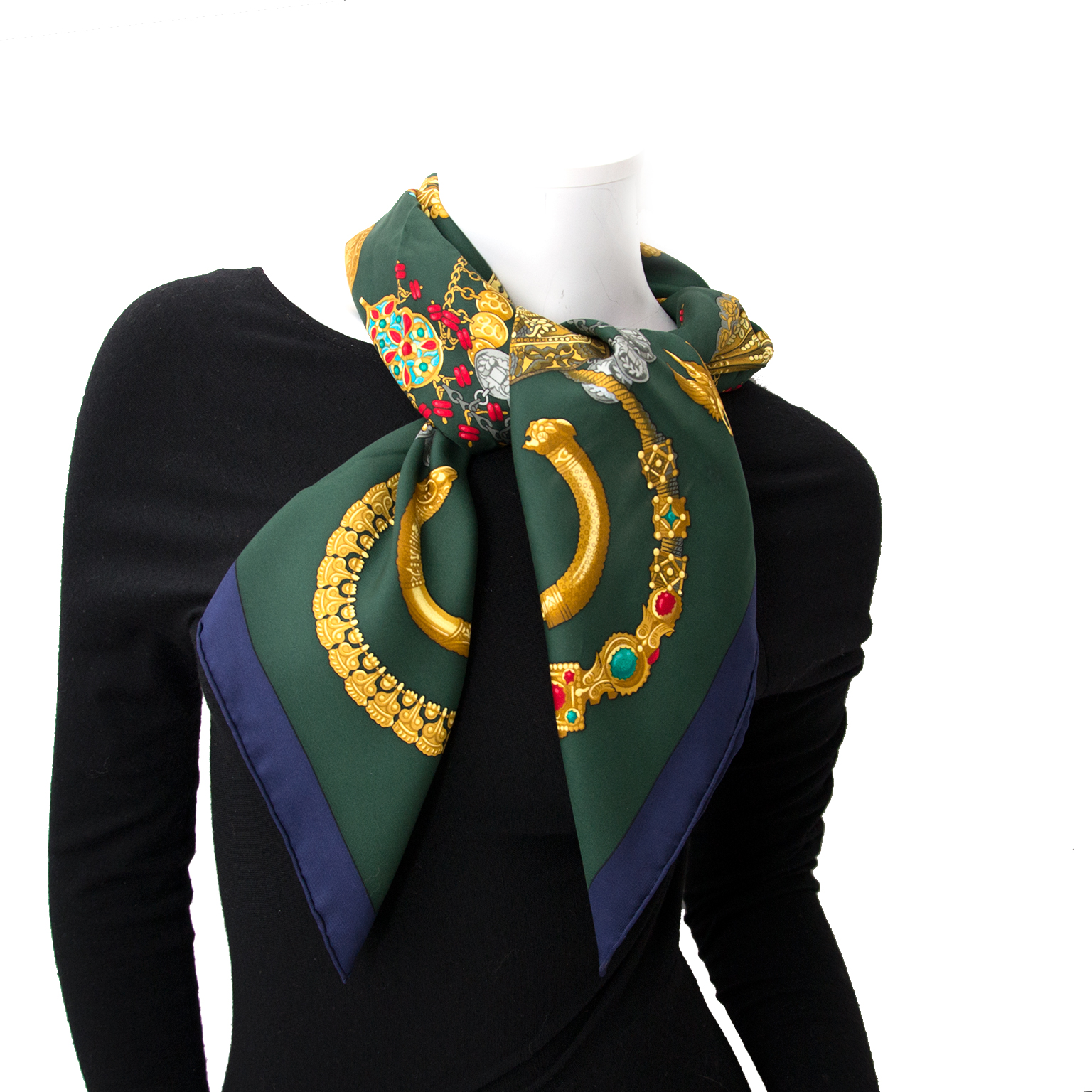 Buy and sell your designer scarves online at labellov.com for the best price