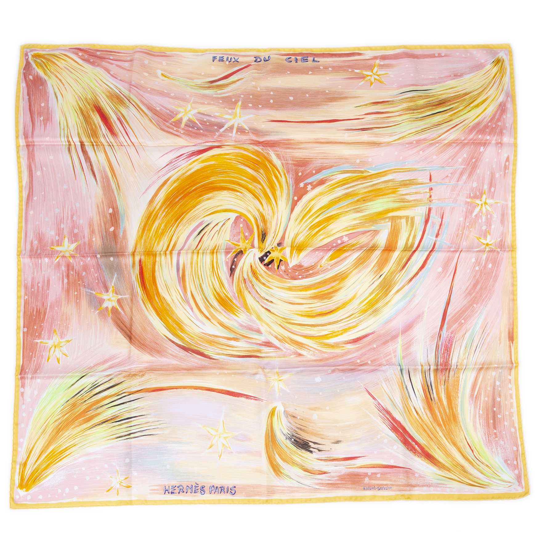 buy Hermès Carré Silk Scarf
