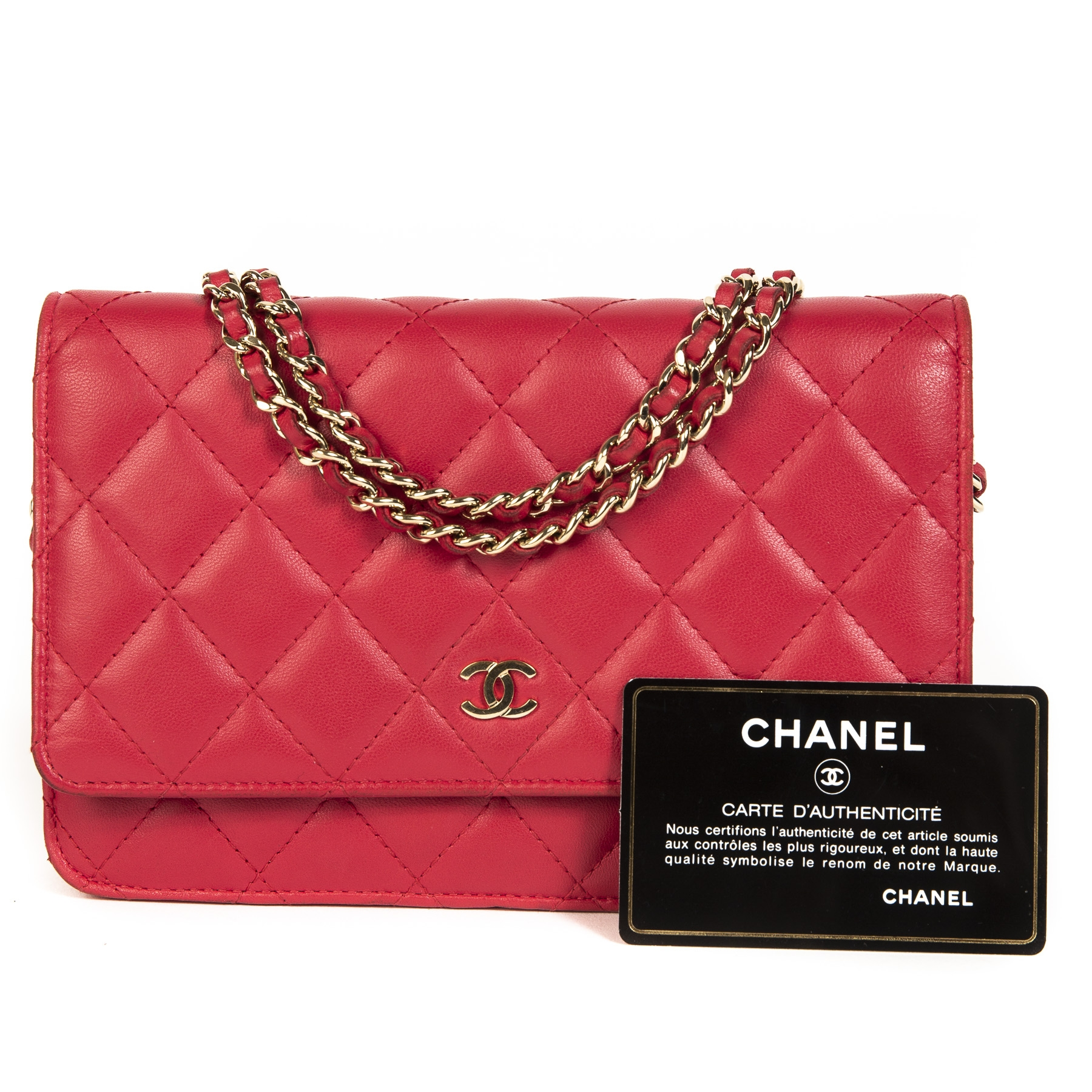 c2670234410 ... ben jij opzoek naar een tweedehands Chanel WOC tegen de best prijs ?