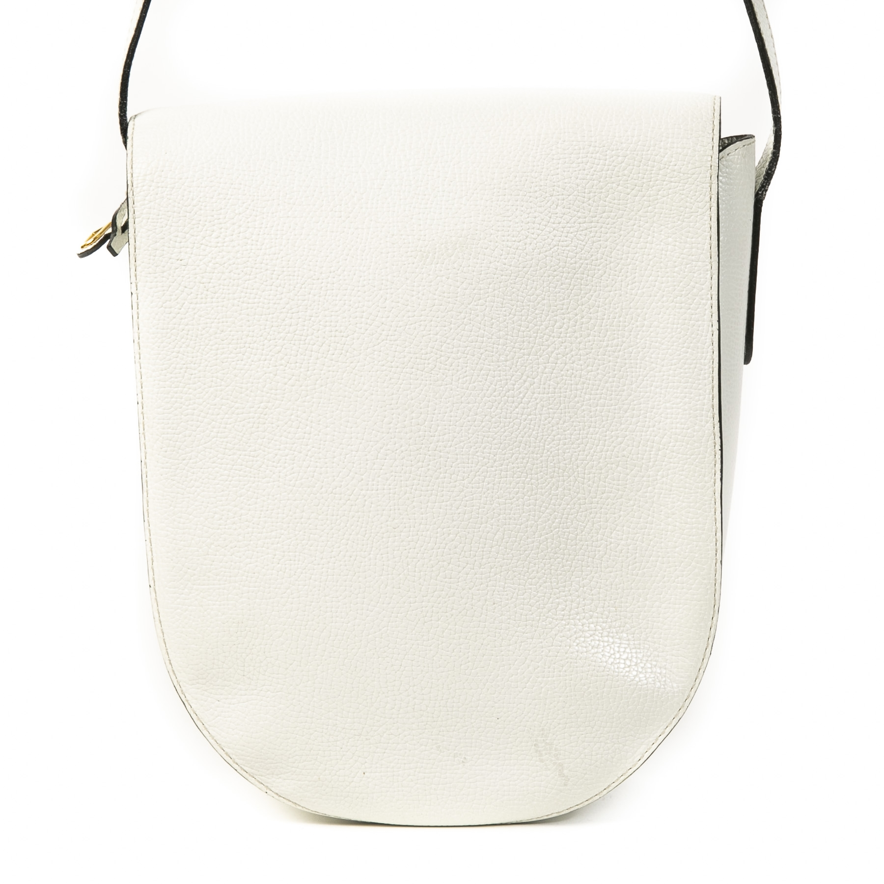 Delvaux White Crossbody Bag