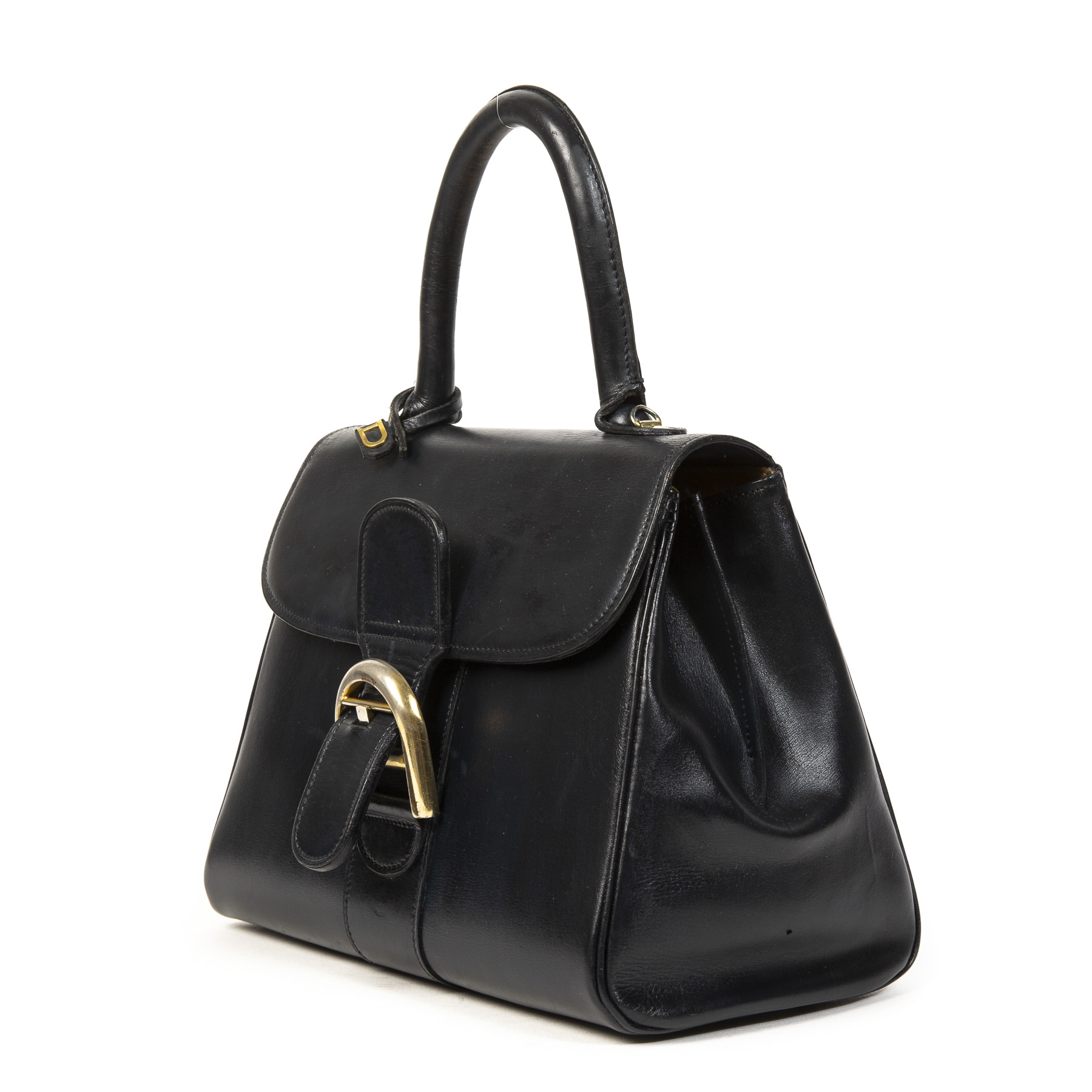 Delvaux Black Brillant PM