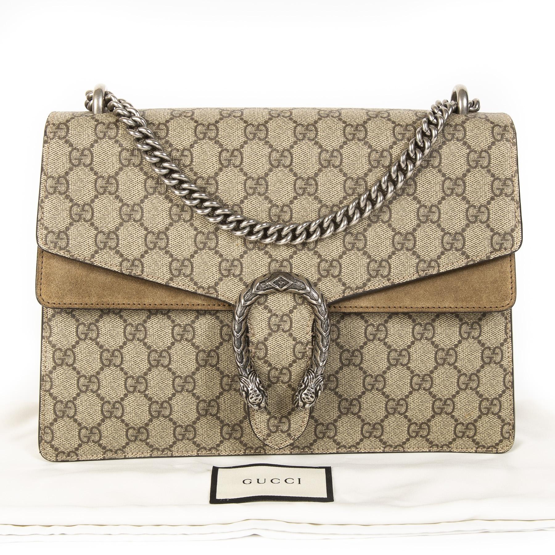 Koop een Gucci Dionysus schoudertas aan de juiste prijs bij LabelLOV vintage webshop.