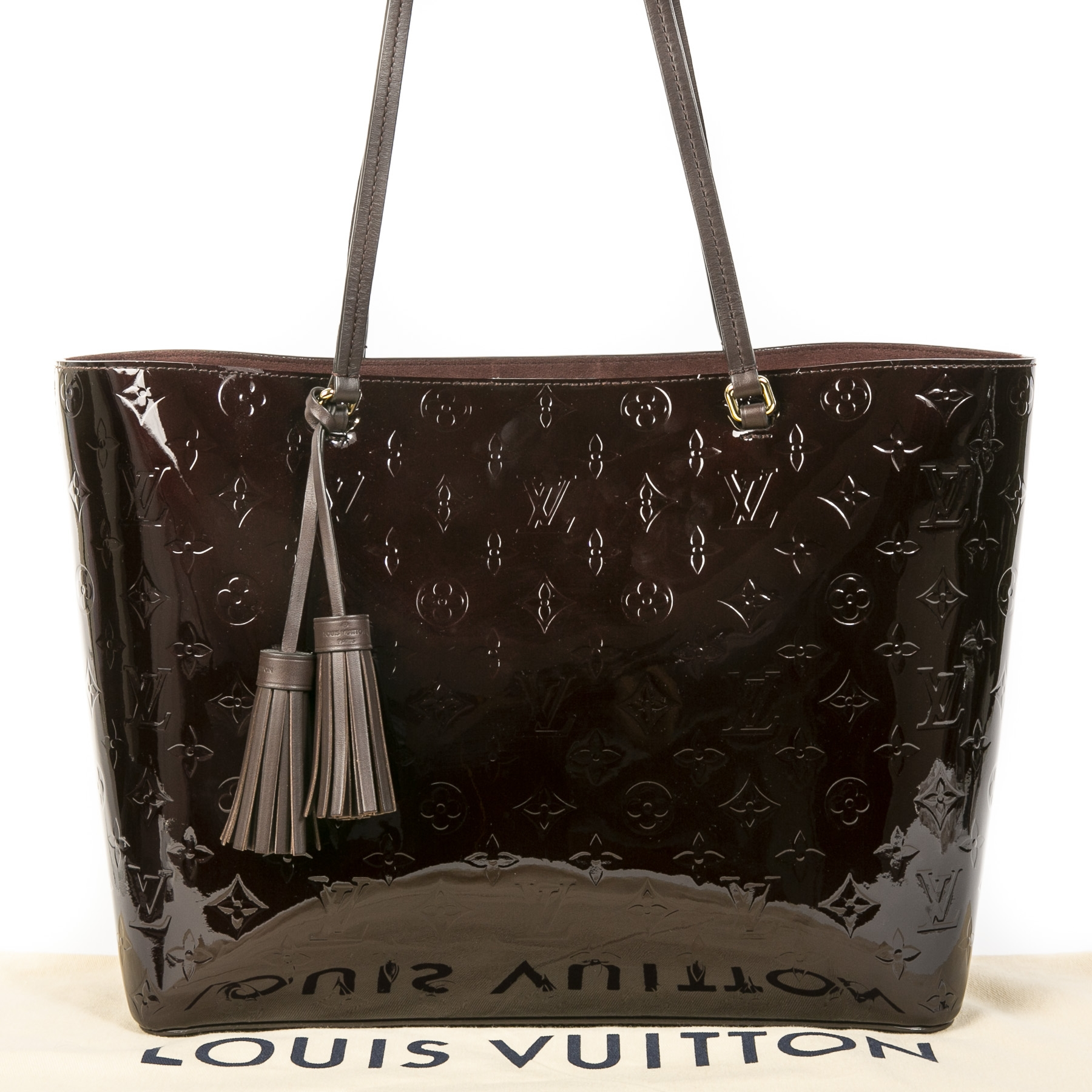 Louis Vuitton Long Beach MM Amarante