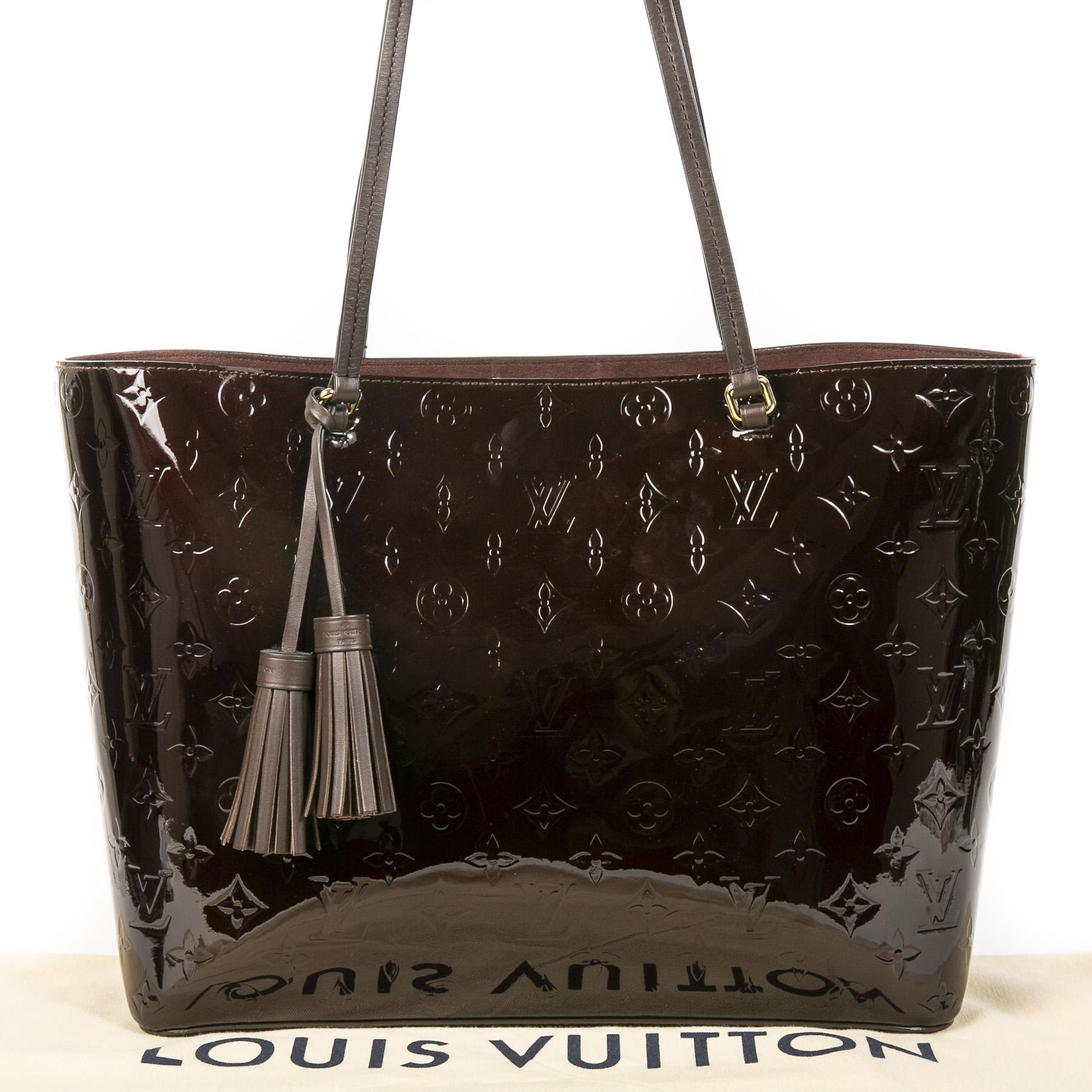 Louis Vuitton Long Beach MM Amarante
