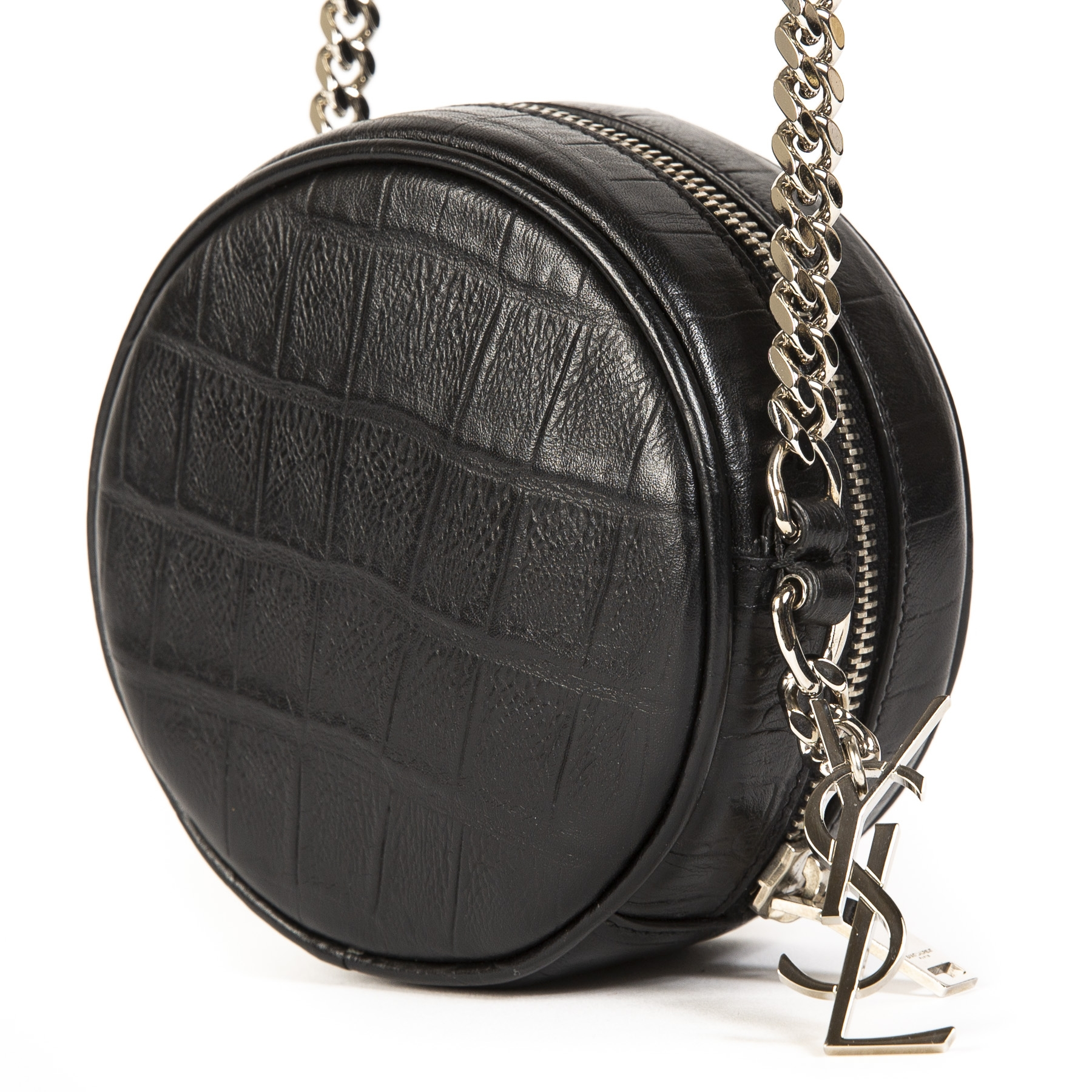 Saint Laurent Black Small Bubble Bag