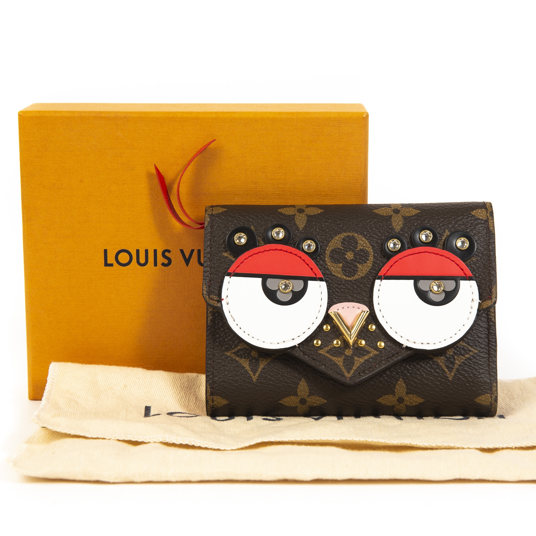 e1aa66e0cd Louis Vuitton Monogram Victorine Wallet Buy authentic secondhand Louis  Vuitton wallets at Labellov vintage webshop for the lowest price.