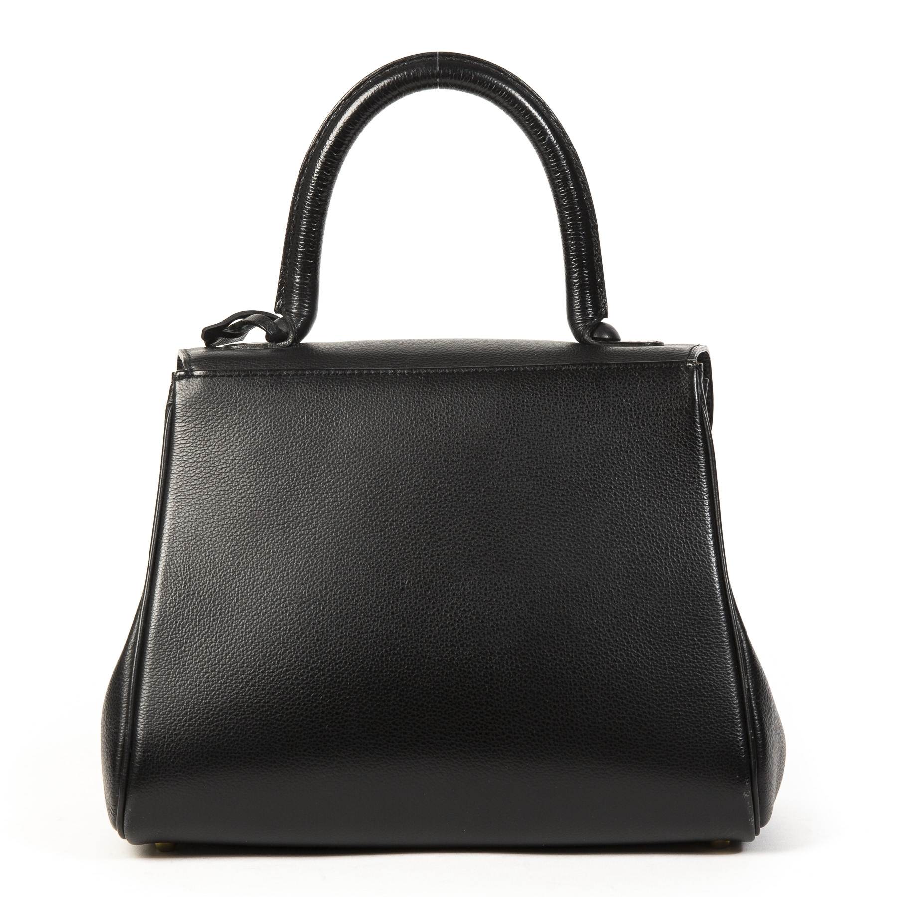 We buy and sell your authentic designer Delvaux Black Brillant PM GHW