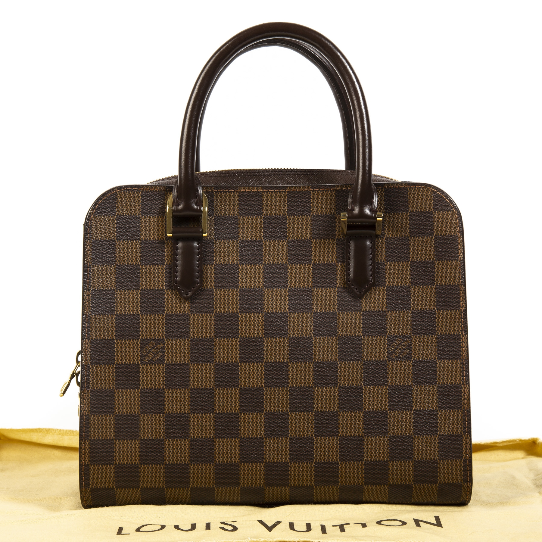 Looking for an authentic Louis Vuitton Damier Ebene Brera for the best price?