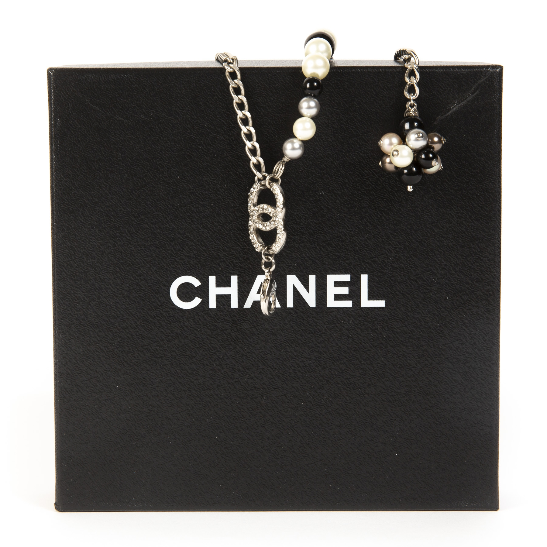 Chanel Pearl Chain Belt