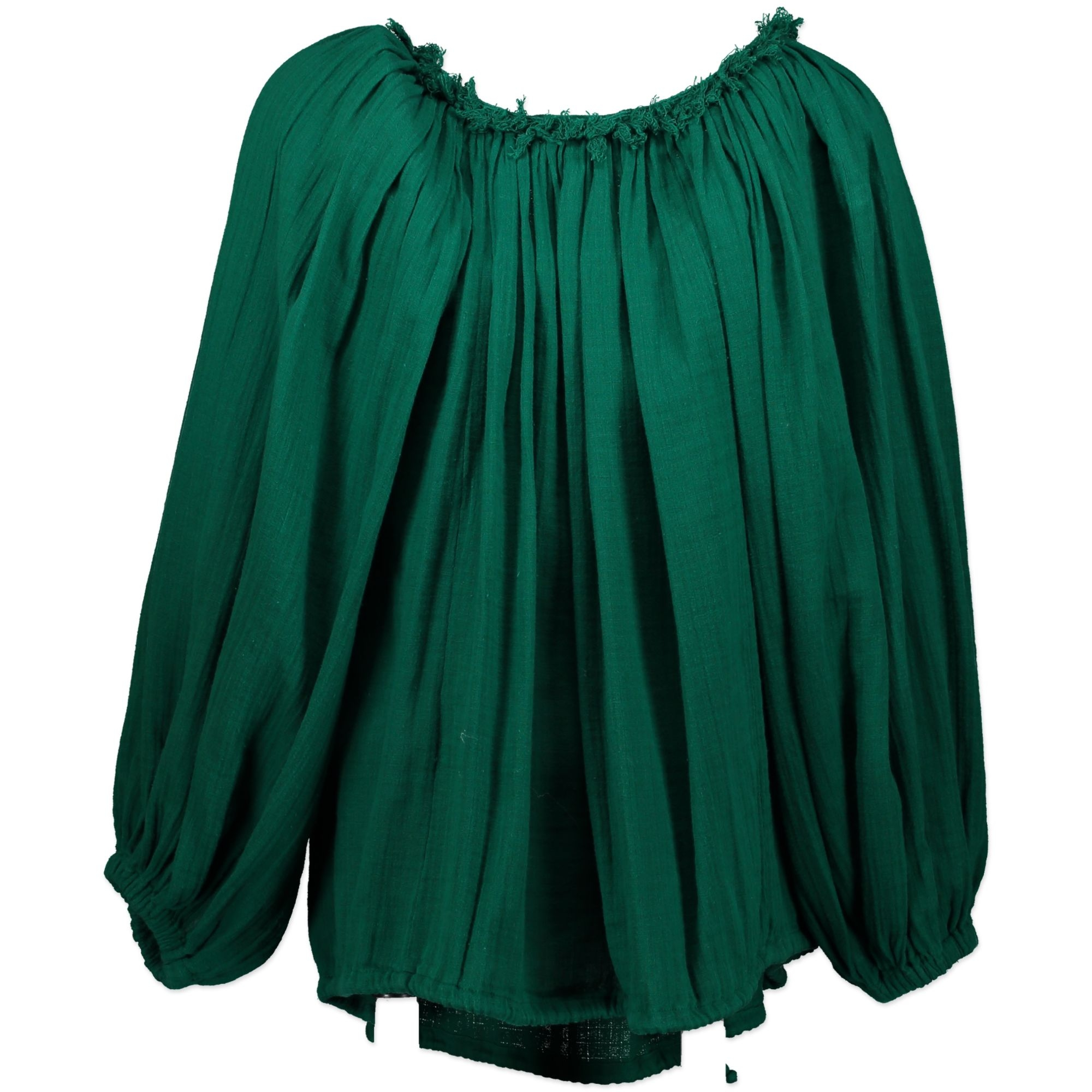 Authentique seconde main Isabel Marant Etoile Green Blouse chez webshop LabelLOV