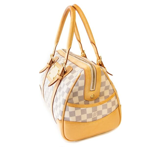 Acheter en ligne seconde main Louis Vuitton Damier Azur Berkeley.