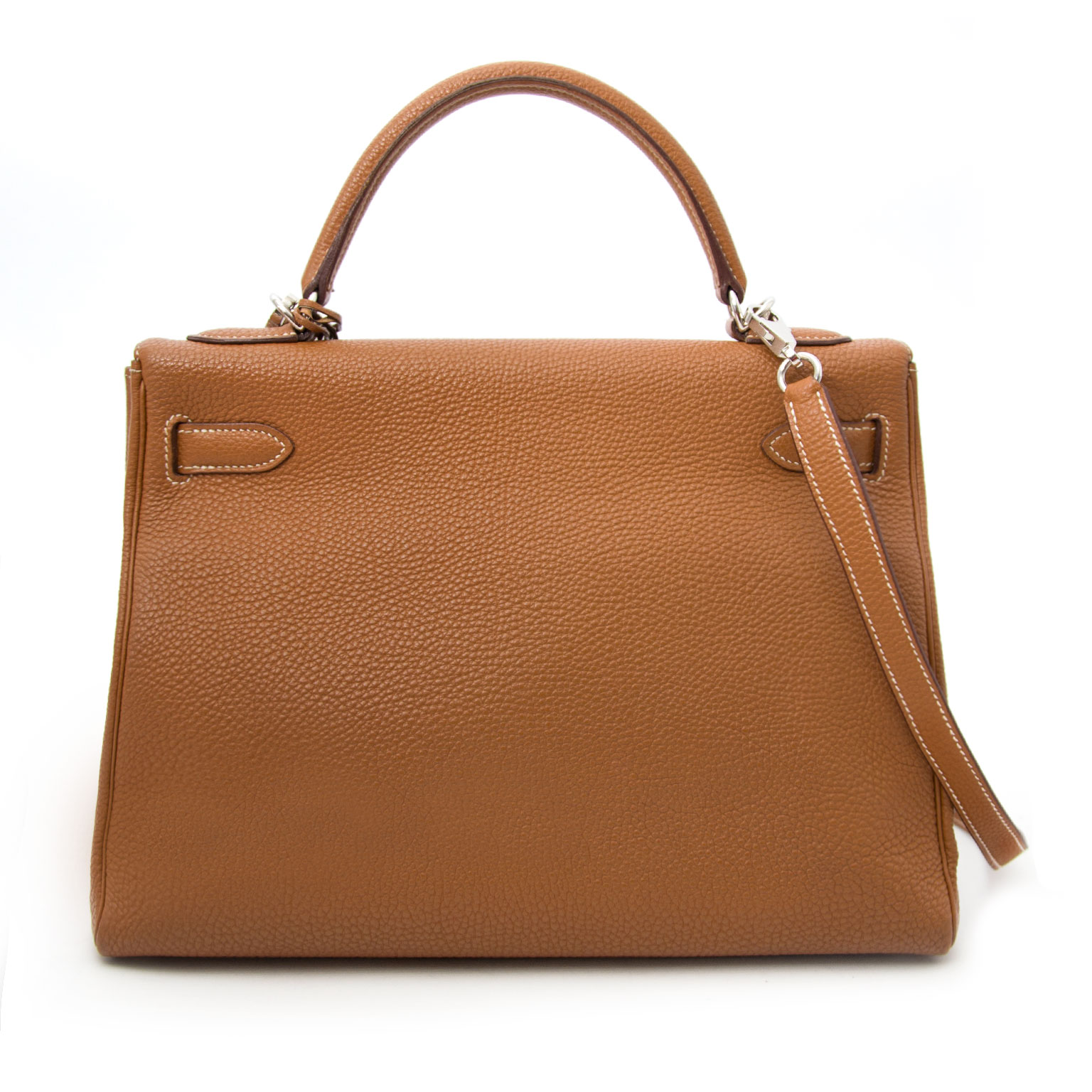 Hermès Kelly 32 togo gold phw now online at labellov.com authenticity guaranteed