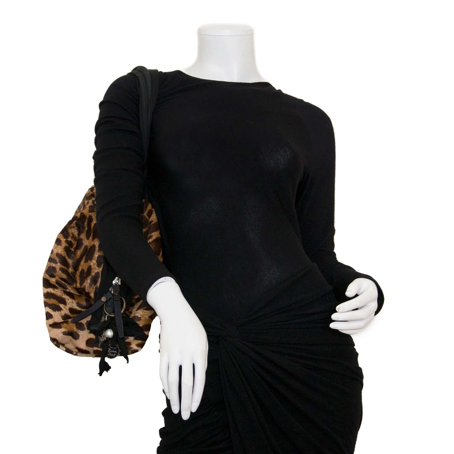0e54853e99a ... Koop authentieke tweedehands Lanvin leopard tassen bij labellov vintage  mode webshop