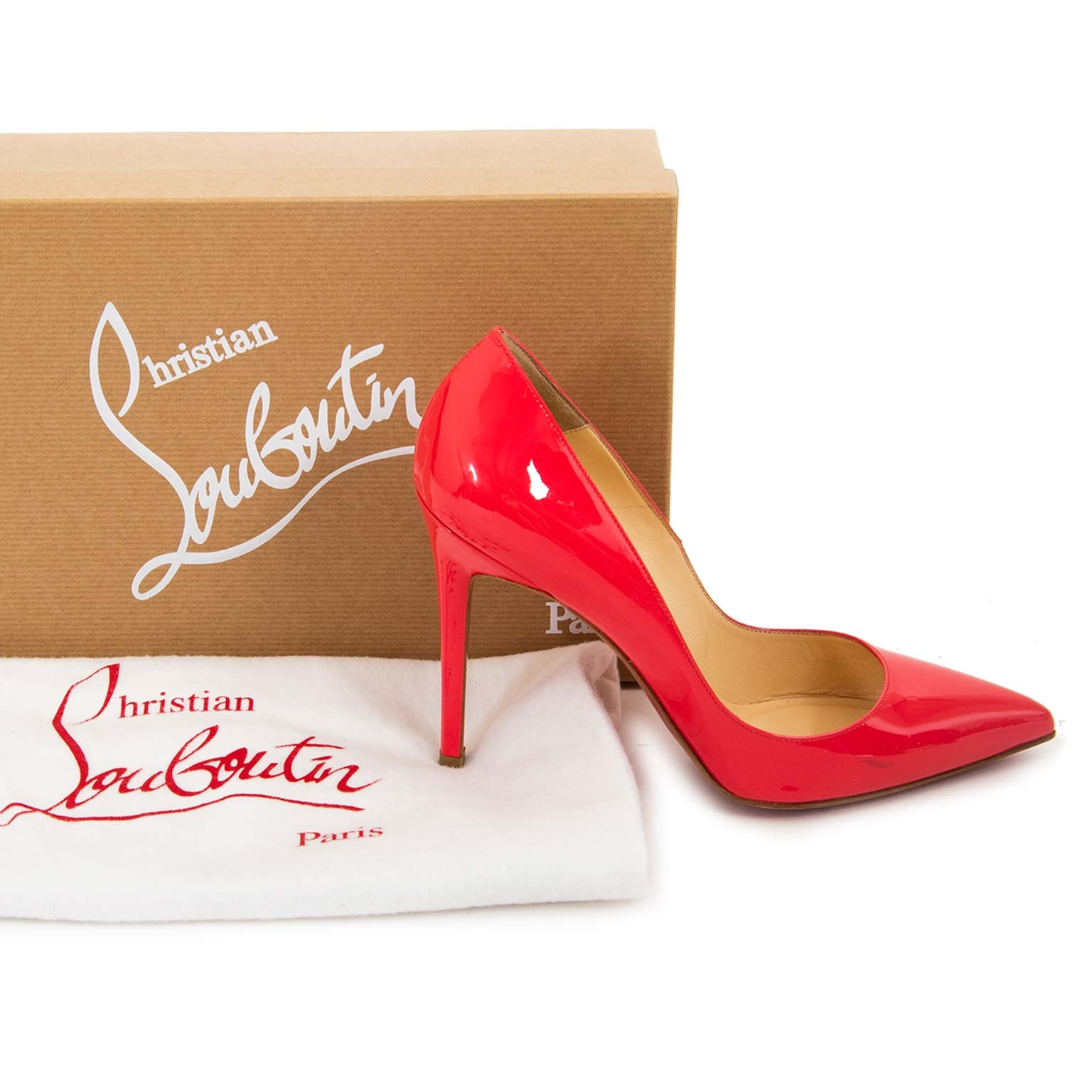 45563d0cc201 ... christian louboutin pigalle framboisine pumps now for sale at labellov  vintage fashion webshop belgium