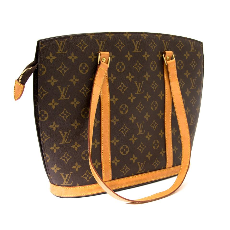a73b424d01c6 ... Louis Vuitton Monogram Tote Bag online te koop aan de beste prijs bij  Labellov