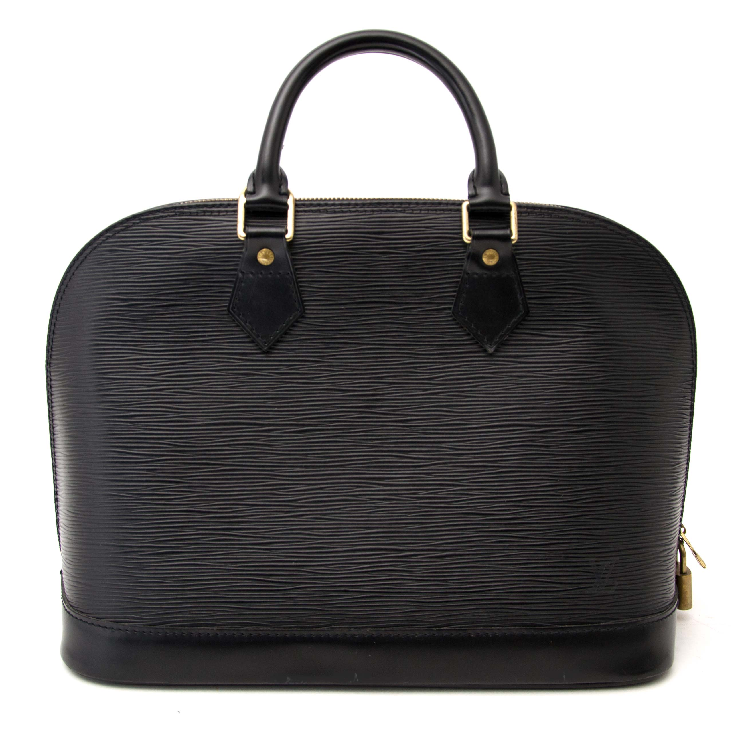 Acheter secur en ligne votre Louis Vuitton Epi Black Alma PM pour le meilleur prix chez Labellov à Anvers
