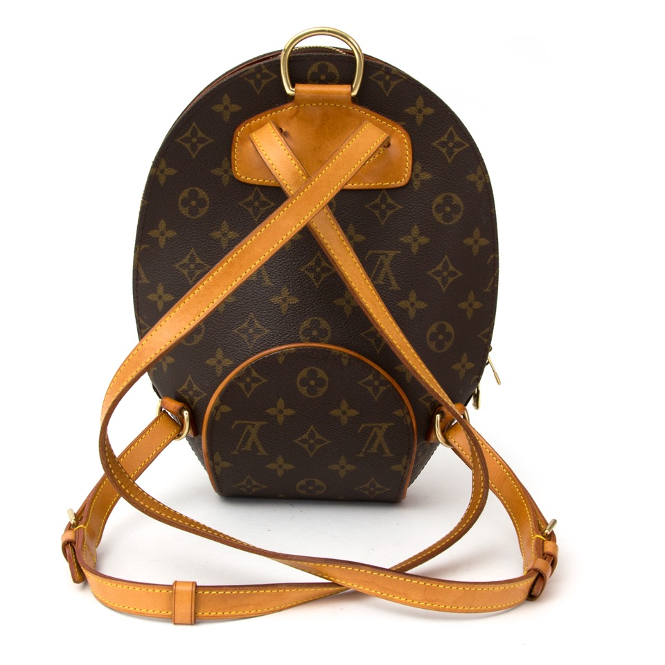 02b4f05cce4e ... Authentic secondhand Louis Vuitton Eclipse backpack good price safe  online shopping Labellov webshop luxury brands shopping