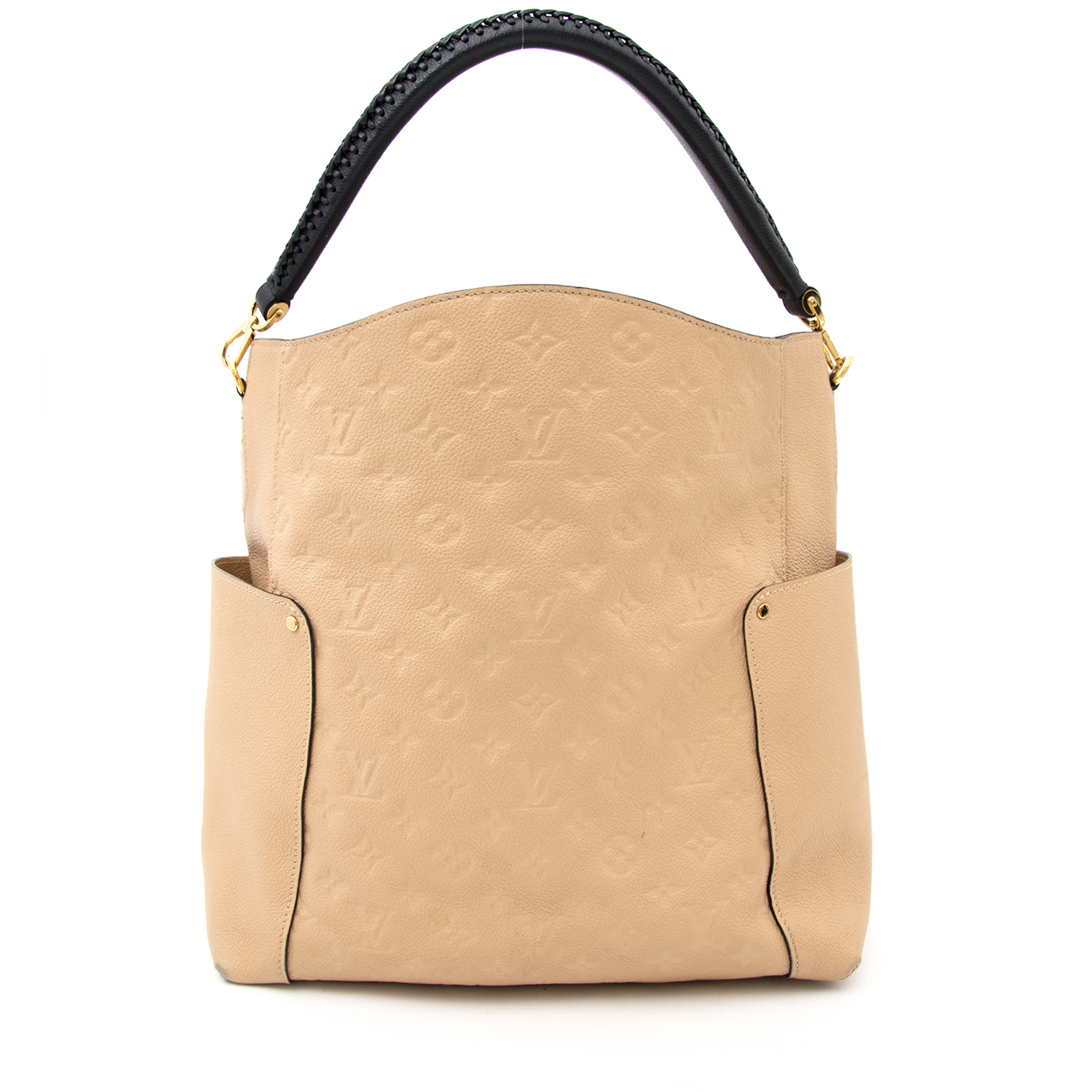 Buy a Louis Vuitton Beige Monogram online