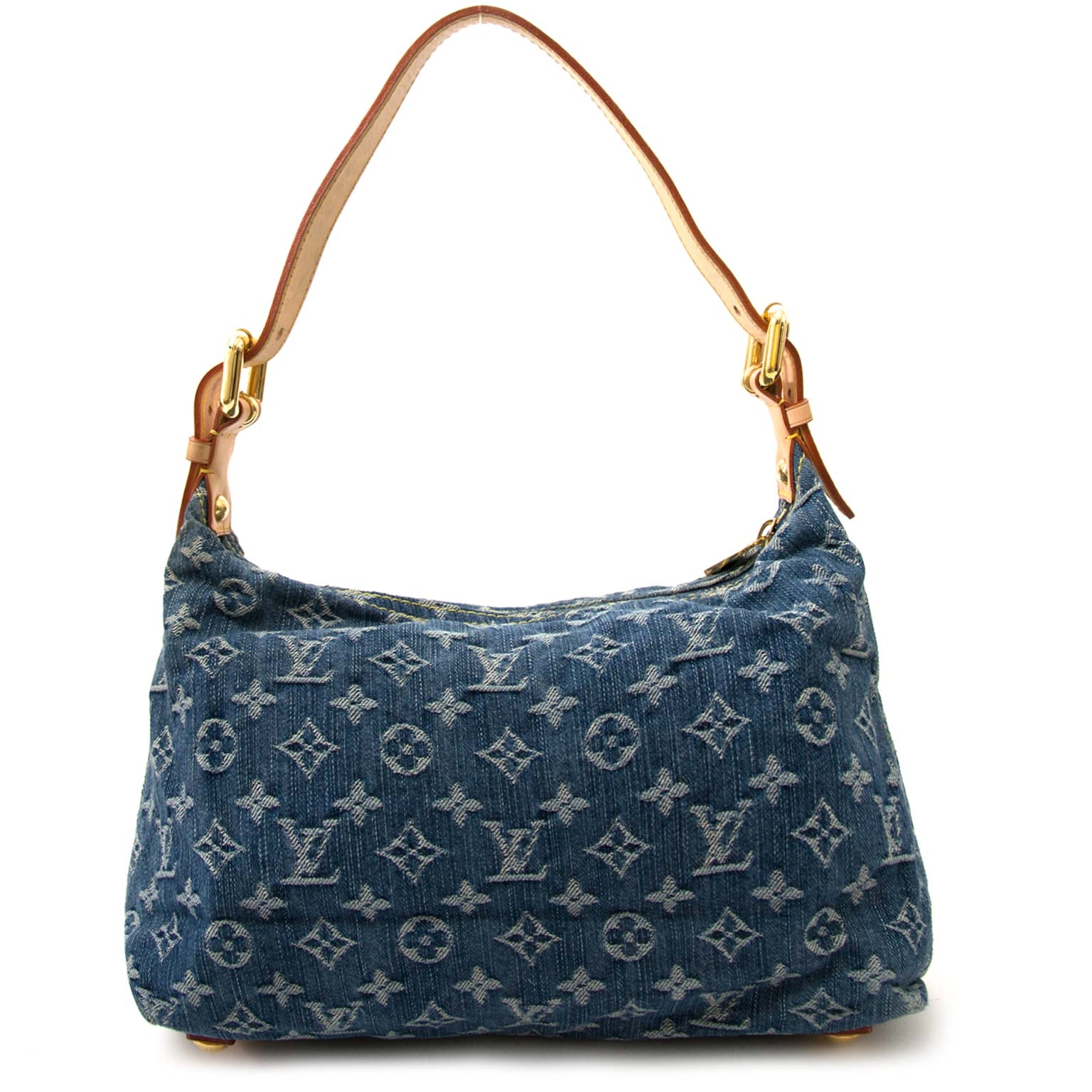 buy Louis Vuitton Demin Baggy Monogram PM at labellov and pay save online