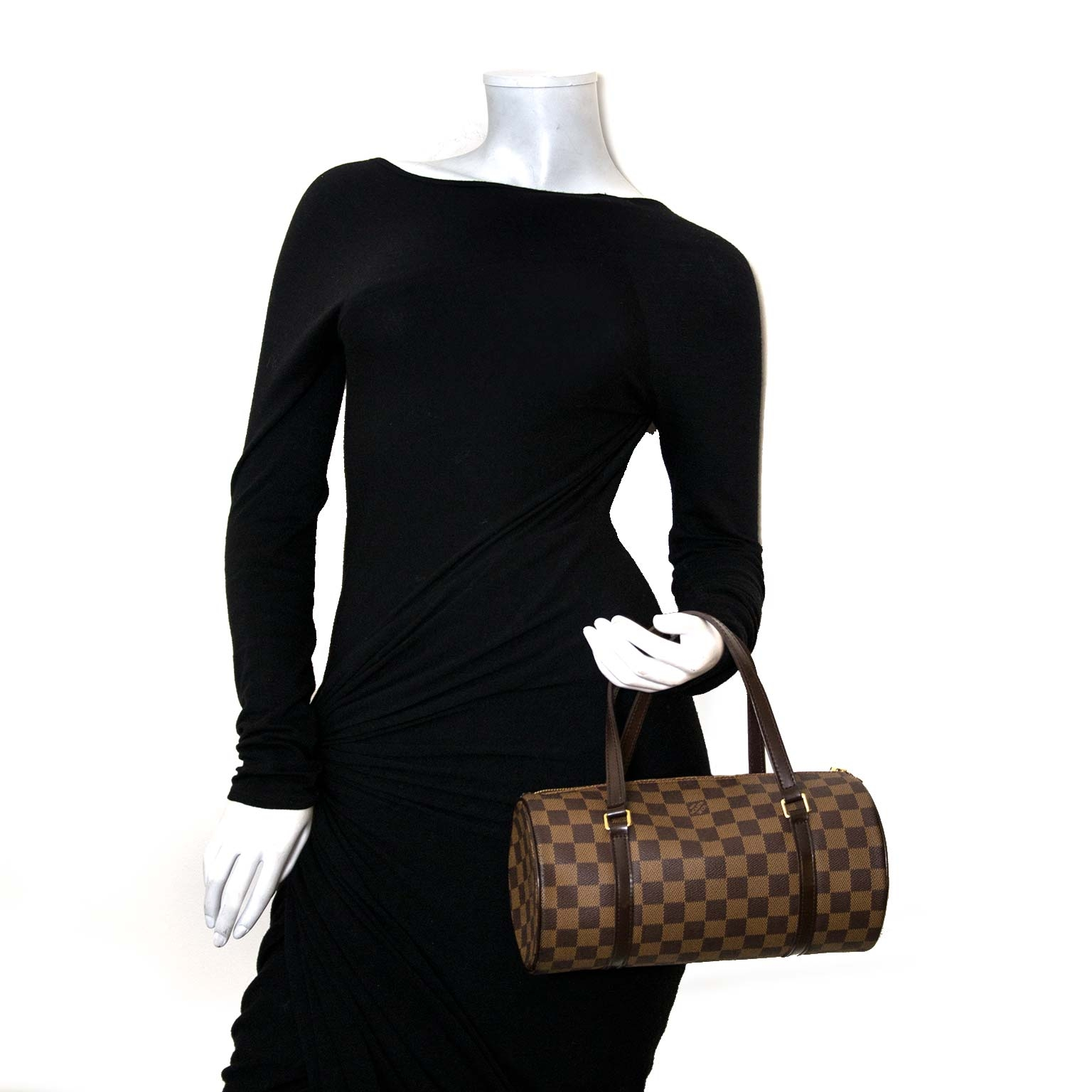 shop safe online Delvaux Multicolor Toile De Cuir Crossbody Bag