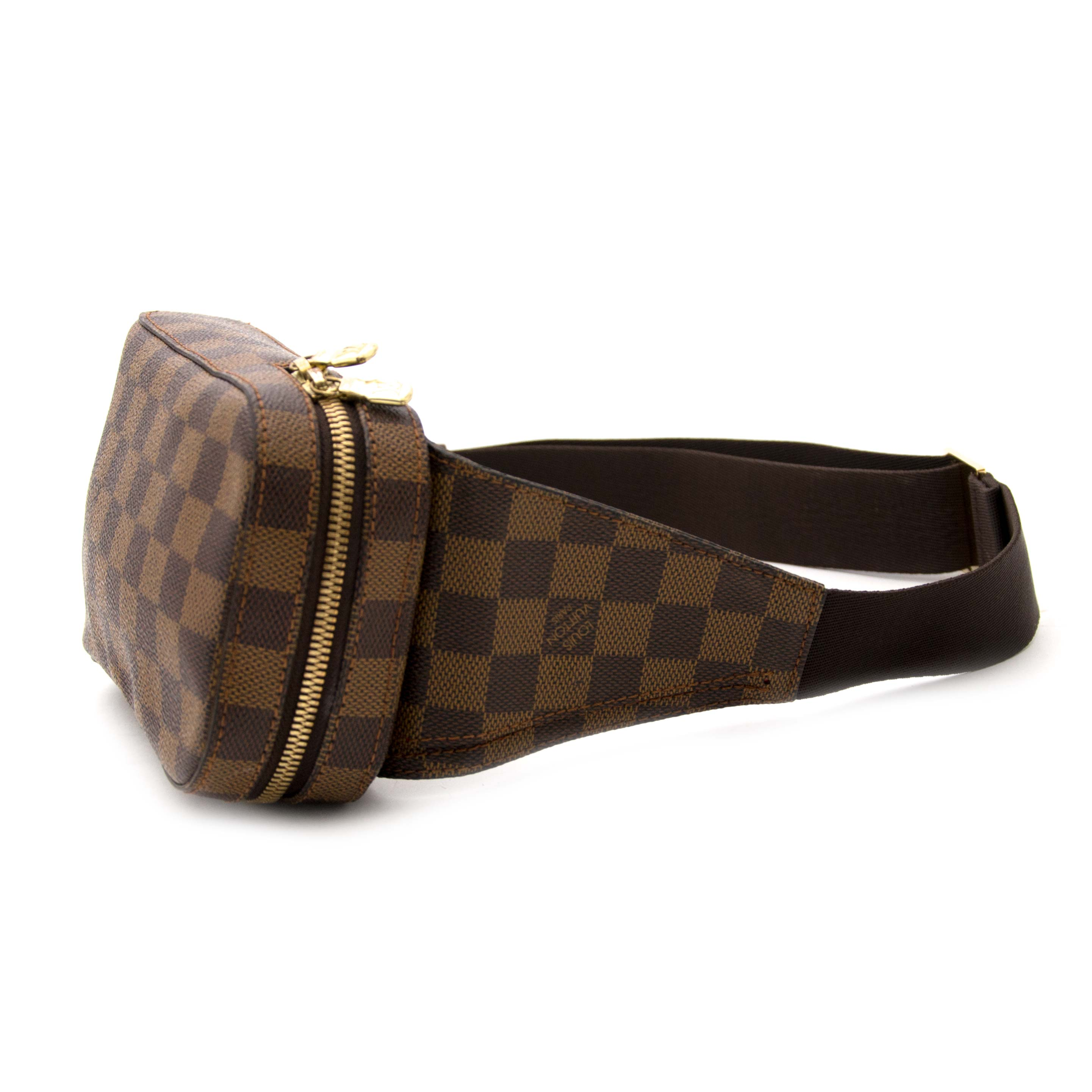 Louis Vuitton Géronimos Ebene Damier Canvas