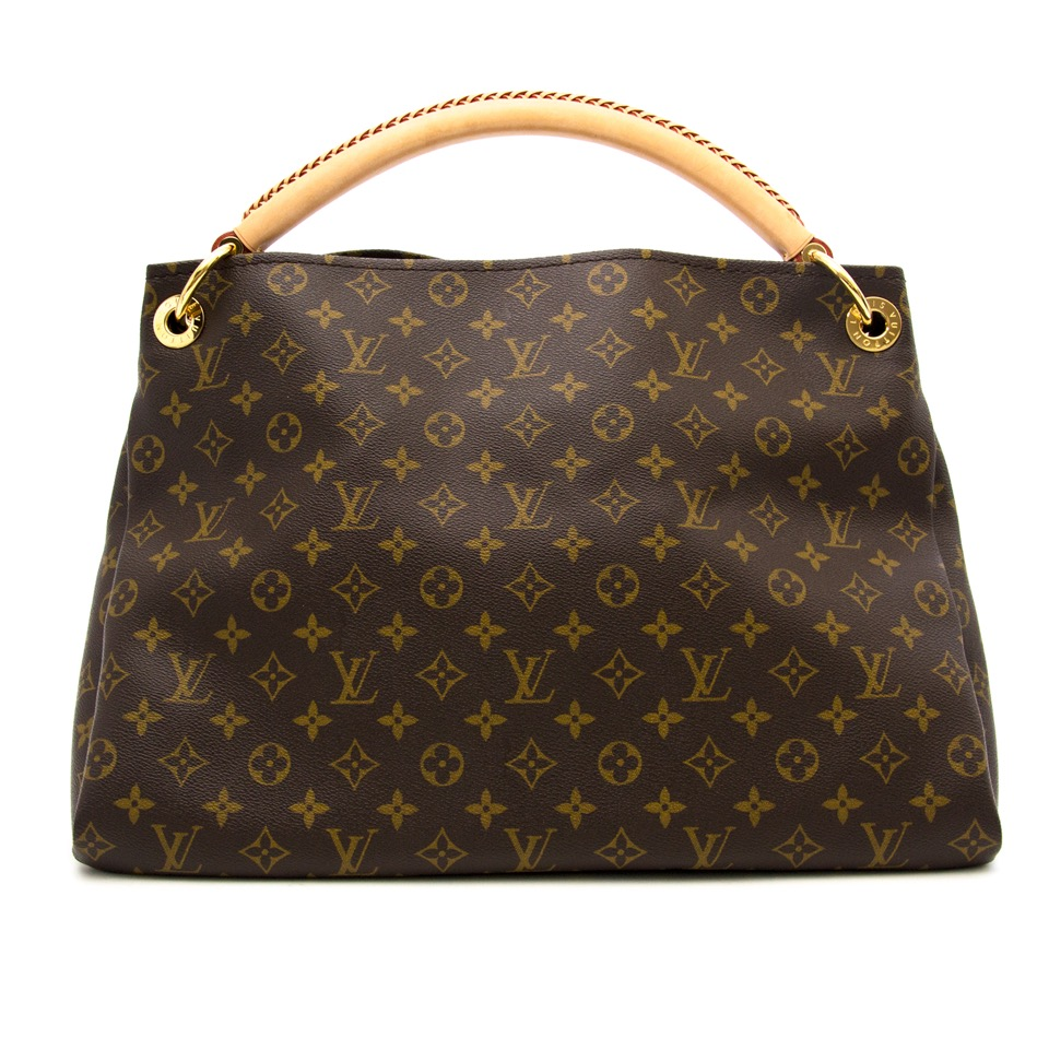 0efa1773ec6b ... Buy and sell your designer Louis Vuitton monogram artsy mm top handle  bag for the best
