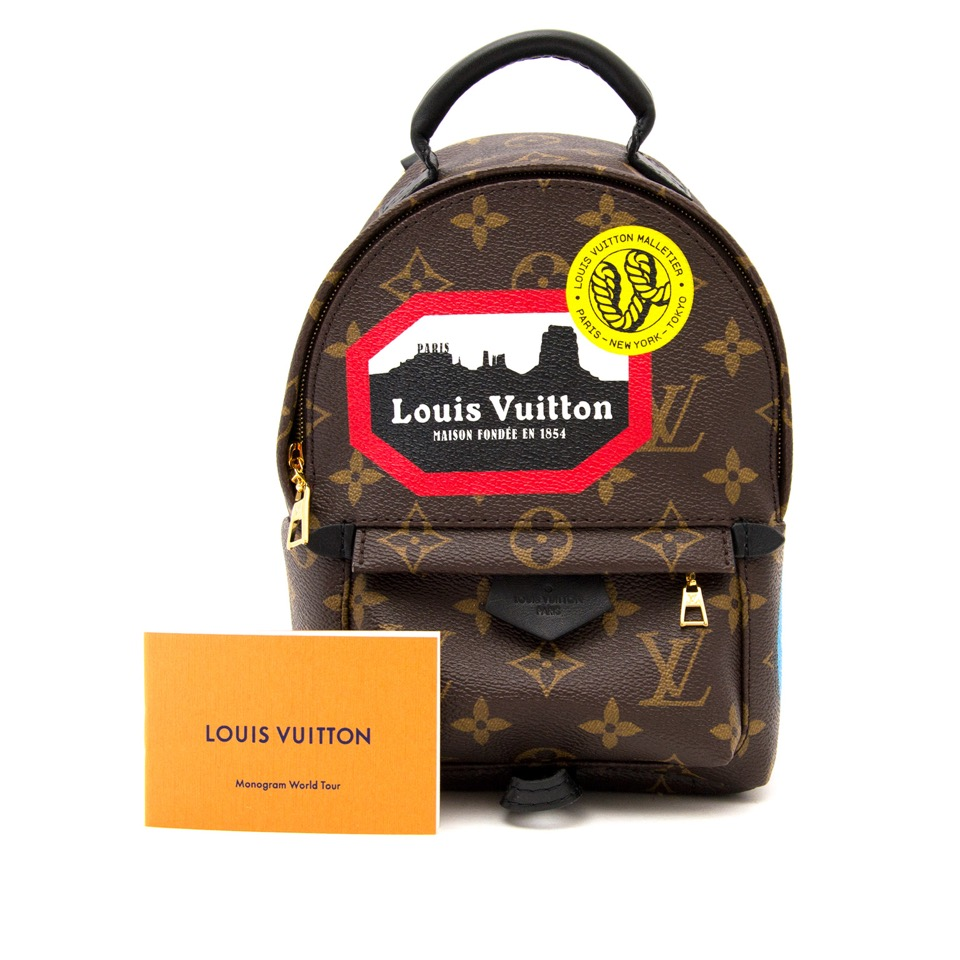 Sold out everywhere, this brand new LIMITED Louis Vuitton Palm Springs