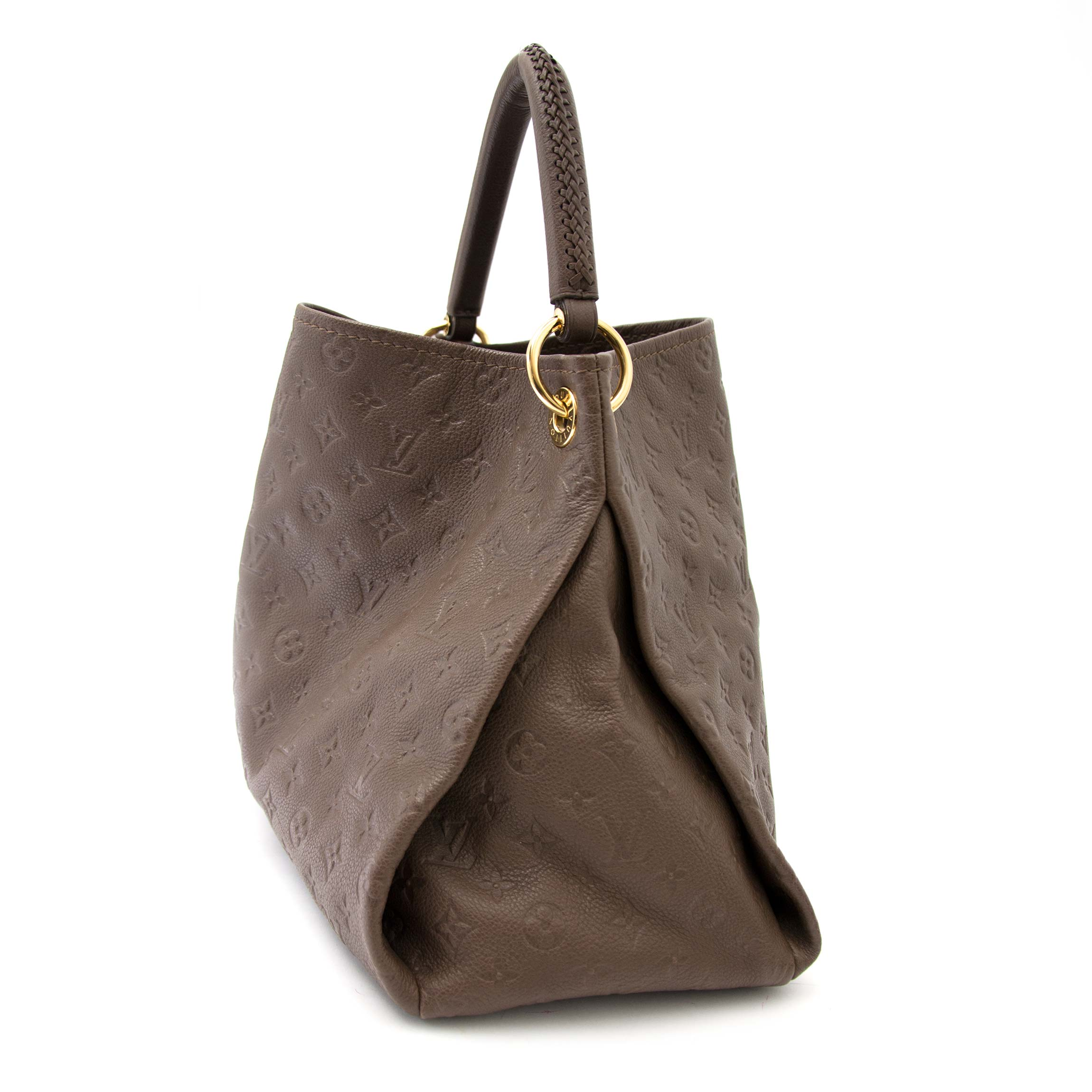 ... www.labellov.com Koop nu deze Louis Vuitton Artsy MM Monogram Empreinte  bag online or in store 83753f698f400
