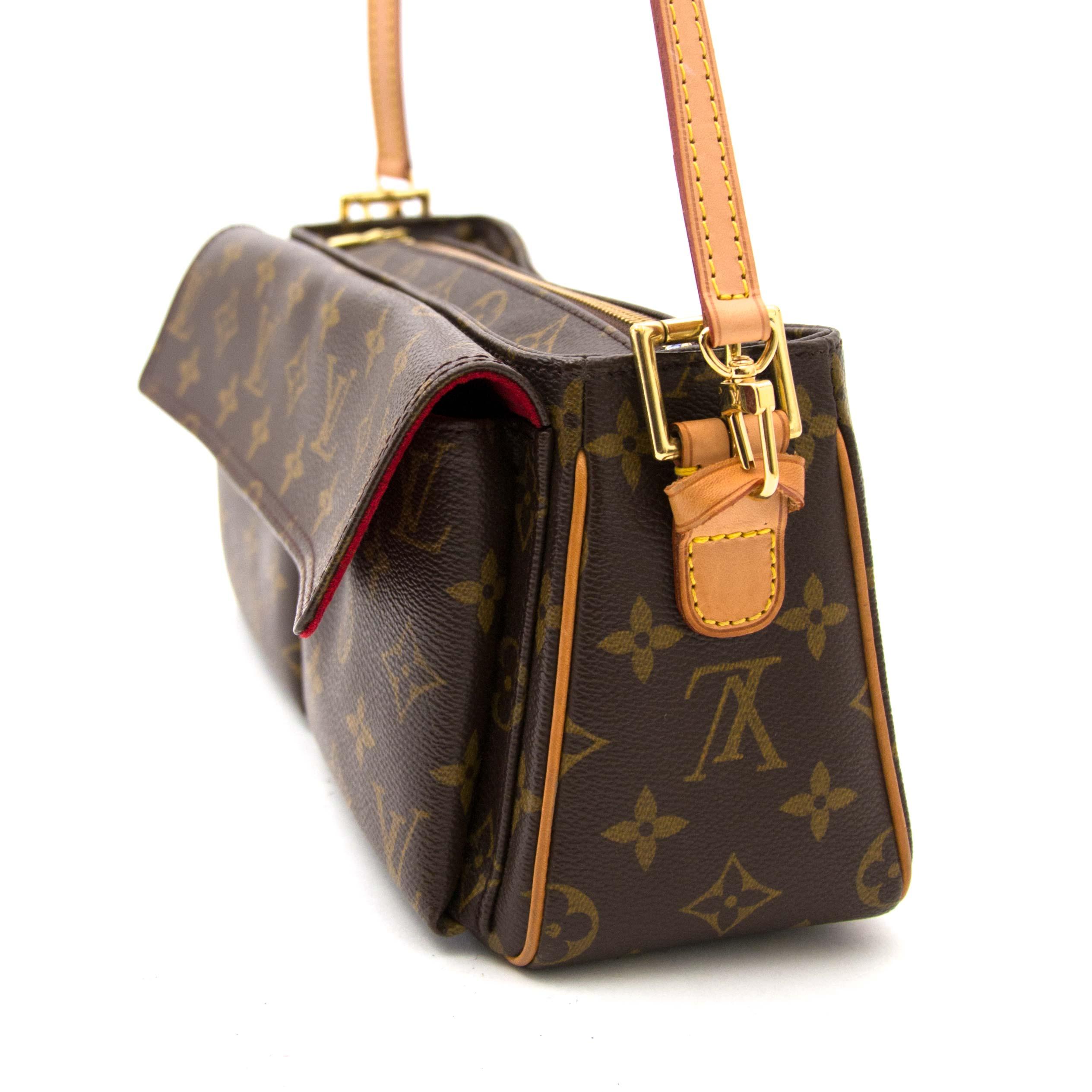fb94137381 ... looking for a secondhand Louis Vuitton Monogram Canvas Viva Cite MM Bag
