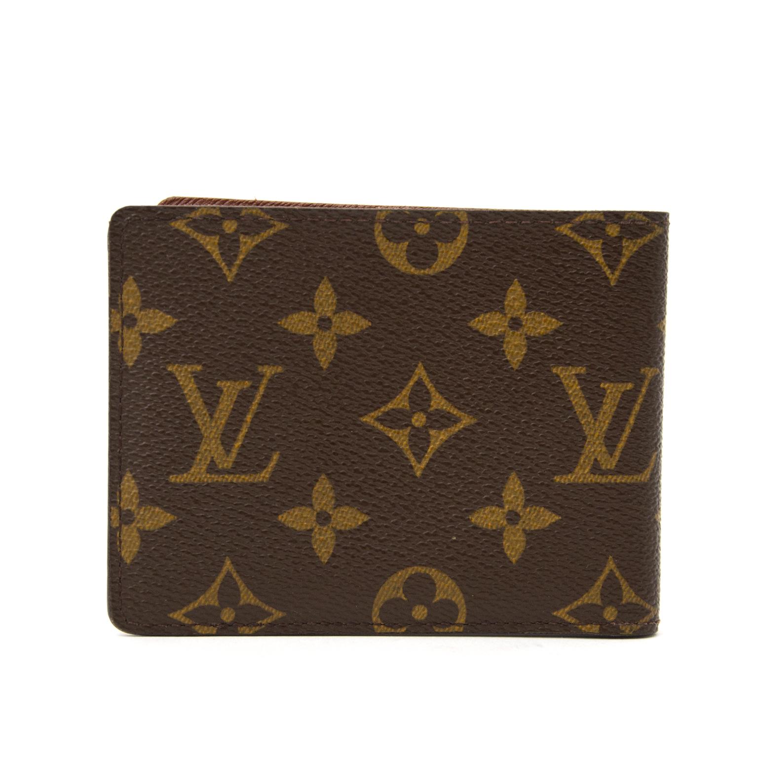Louis vuitton monogram multiple wallet en ligne chez labellov.com pour le meilleur prix