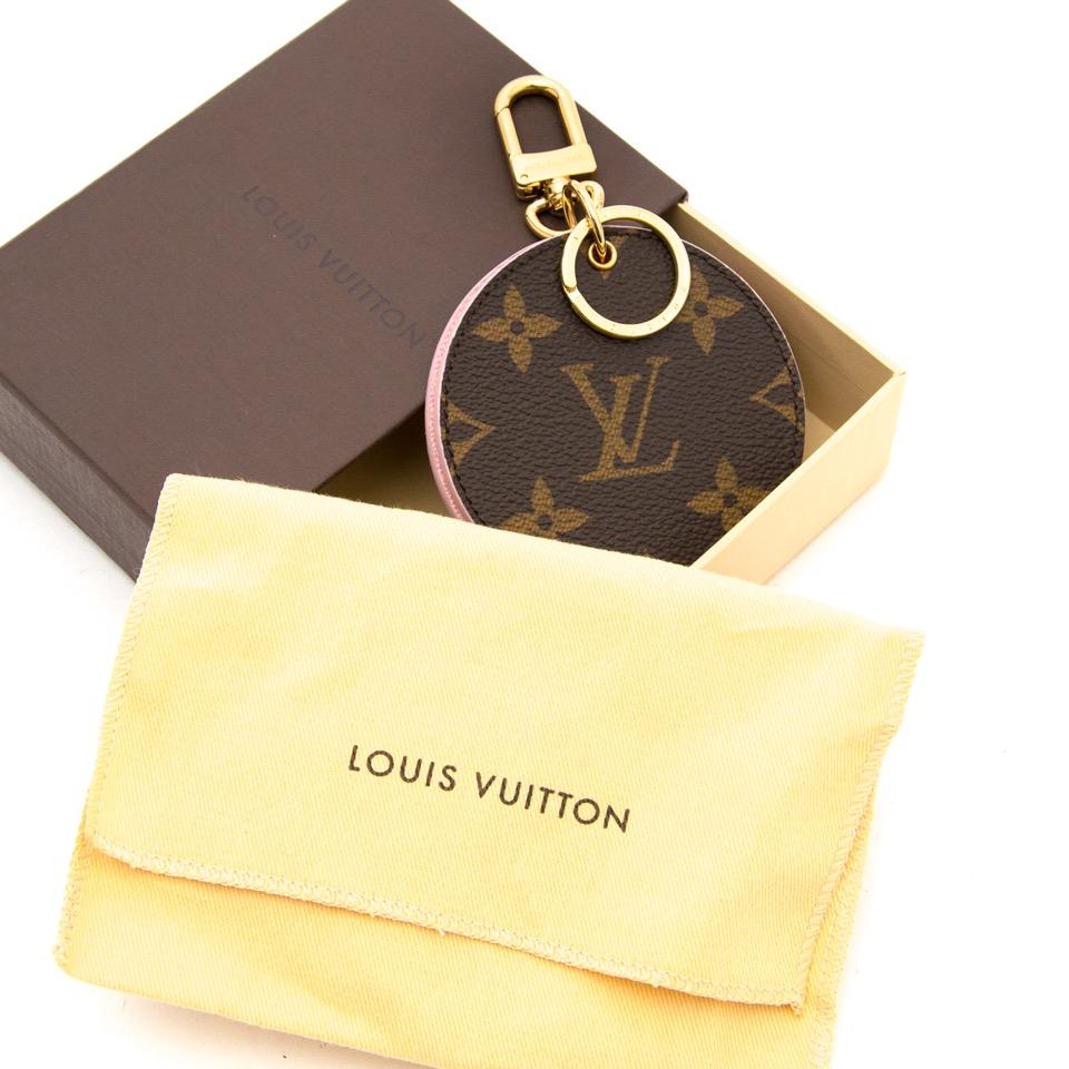 Louis Vuitton Monogram Mirror Bag Charm & Key Holder kopen aan de beste prijs