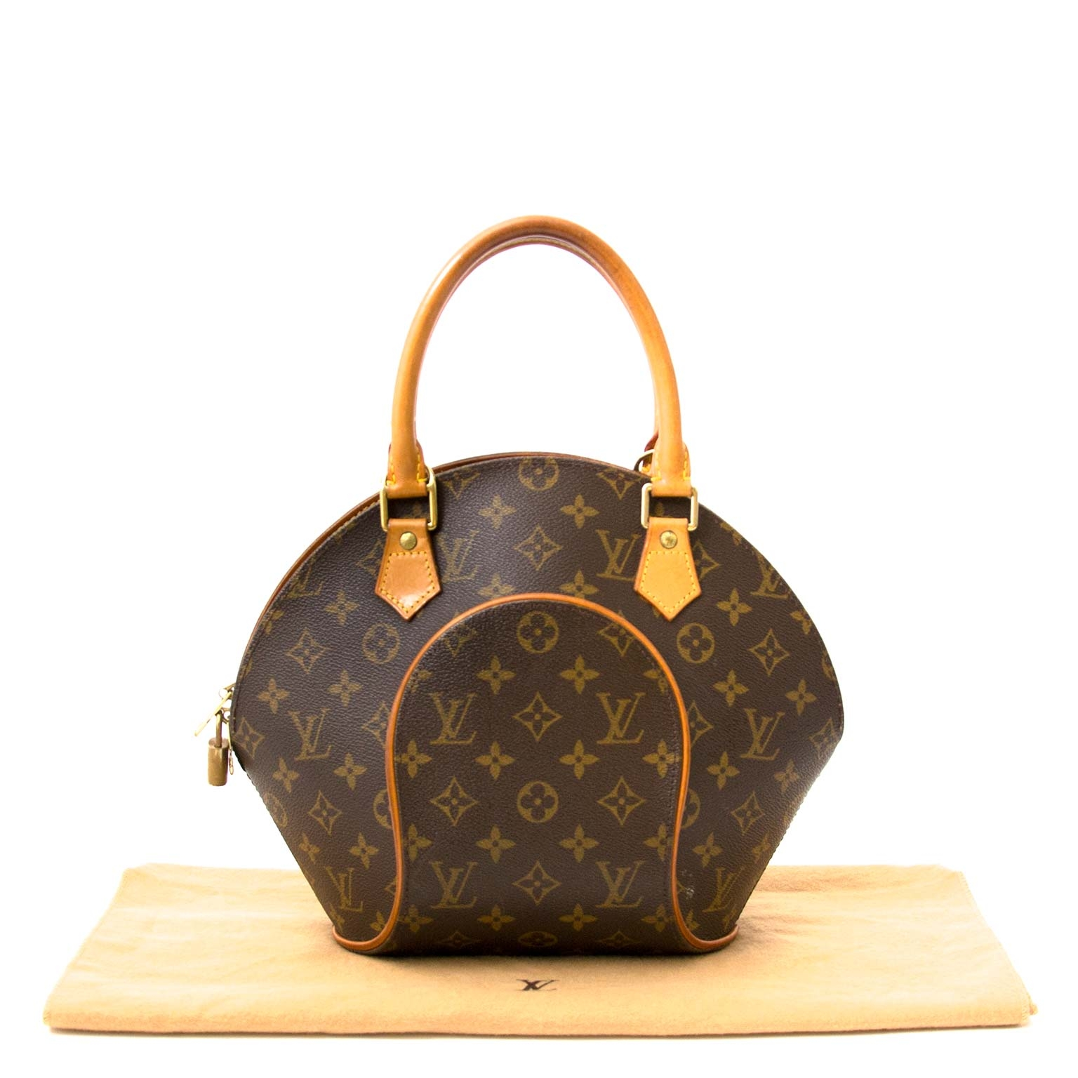 Te koop online Louis Vuitton Monogram Ellipse Bag