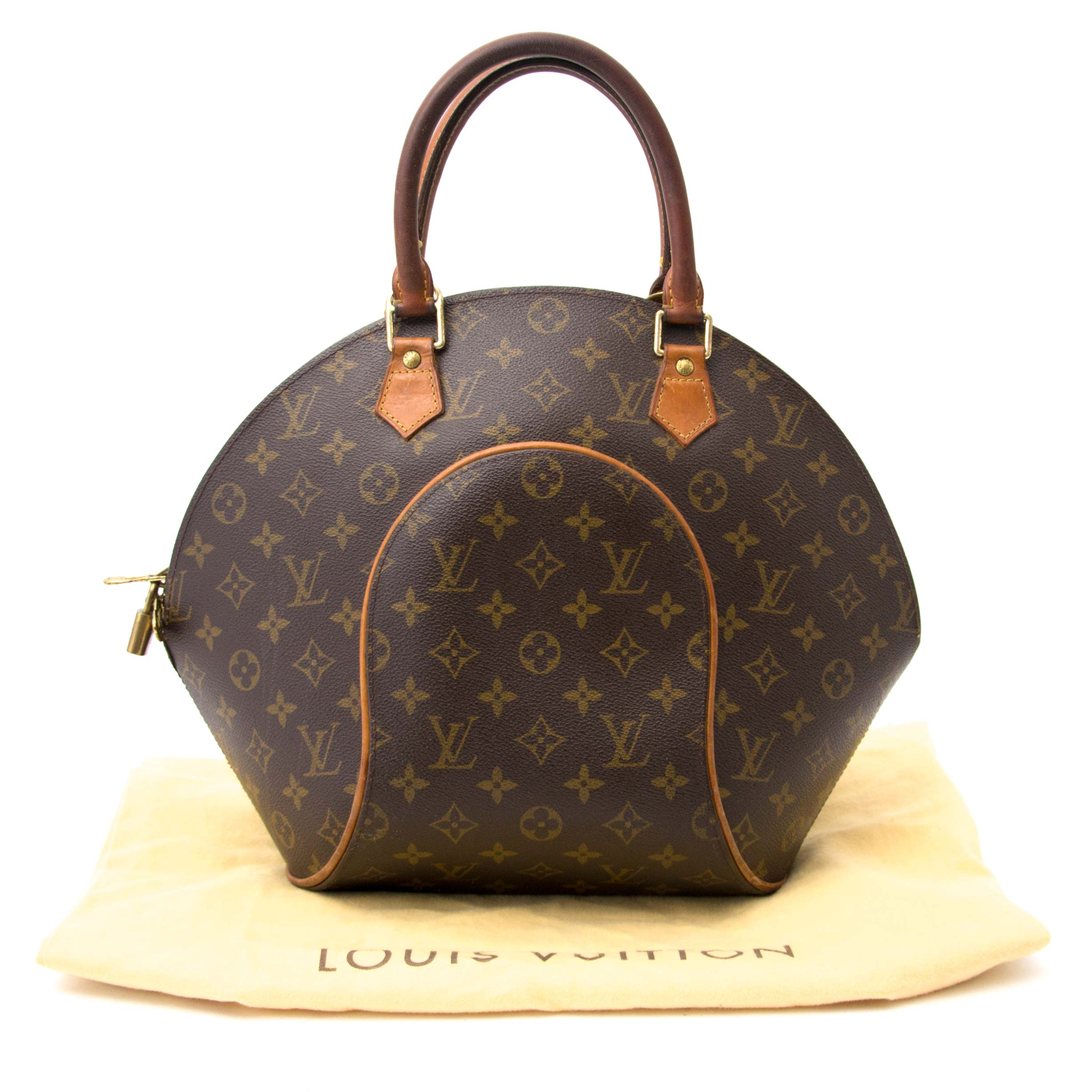 Are you looking for an authentic Louis Vuitton Monogram Ellipse?