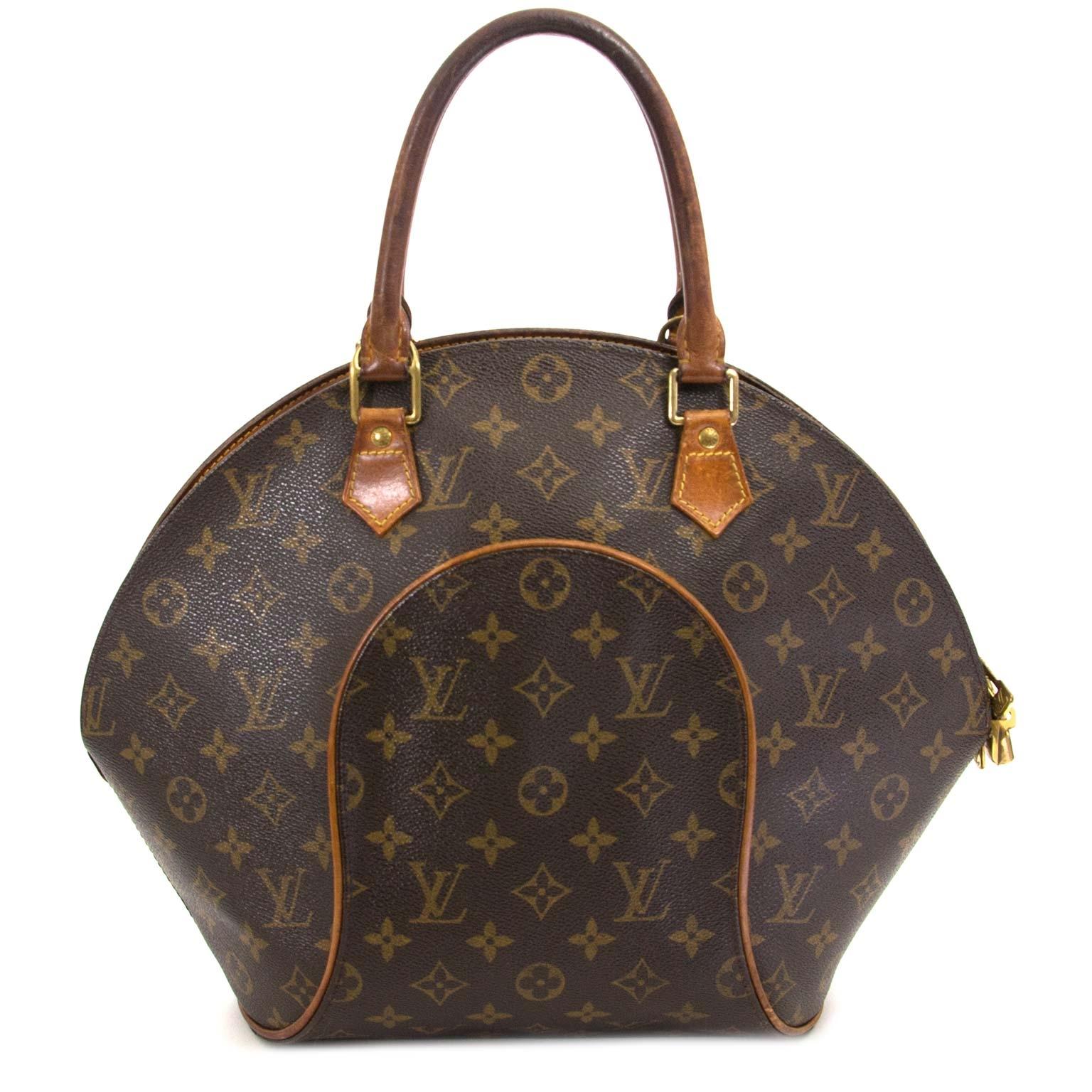 koop Louis Vuitton Monogram Ellipse GM en betaal veilig online bij labellov.com