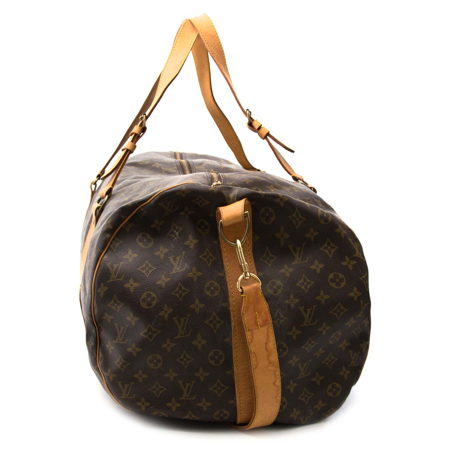 shop safe and secure on labellov.com louis vuitton monogram polochon travel bag for the best price in antwerp