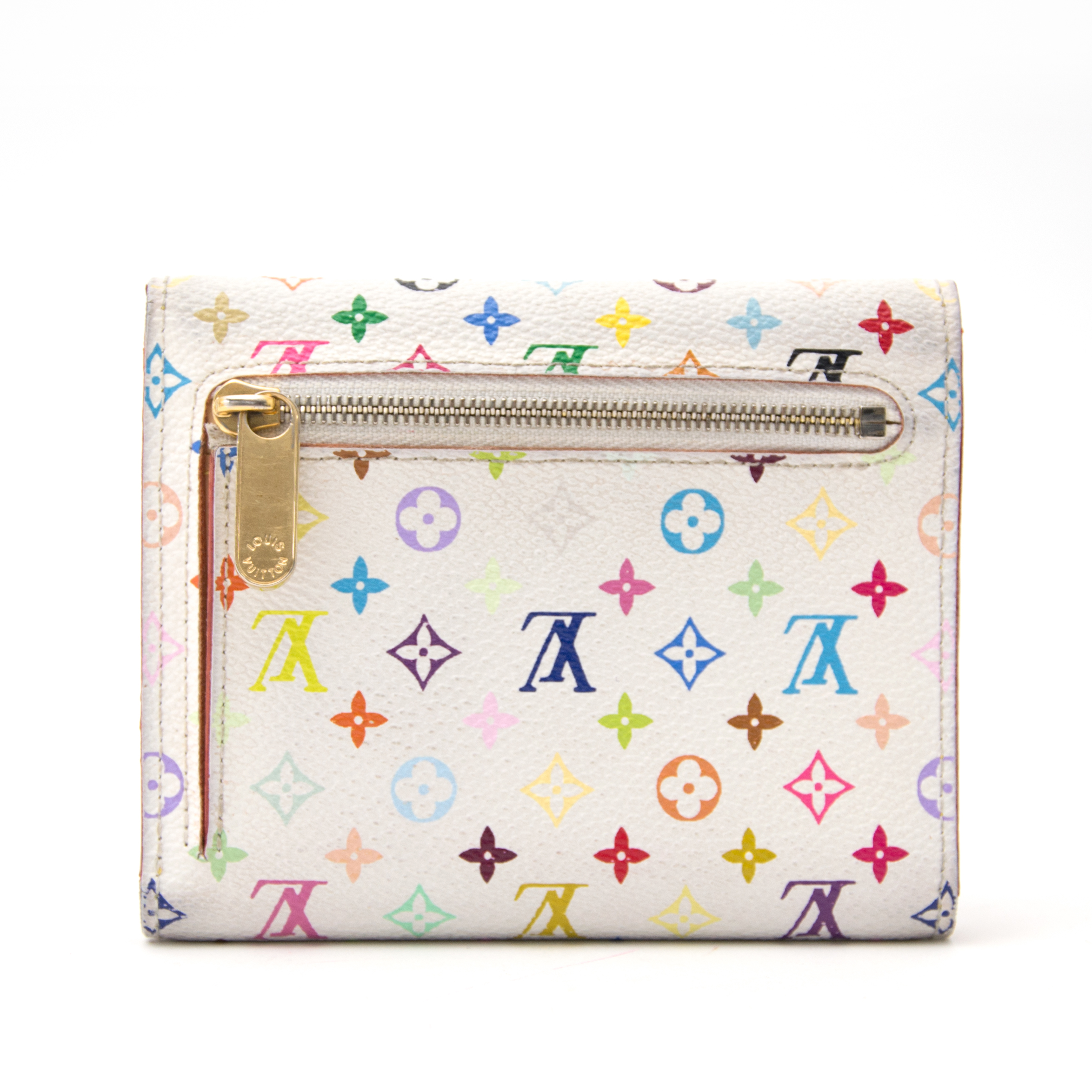 Buy and sell your Louis Vuitton Multicolor Monogram Wallet