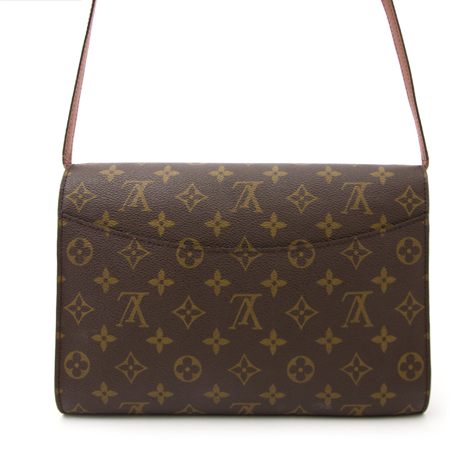 Buy safe and secure online at labellov.com for the best price louis vuitton monogram pochette bordeaux