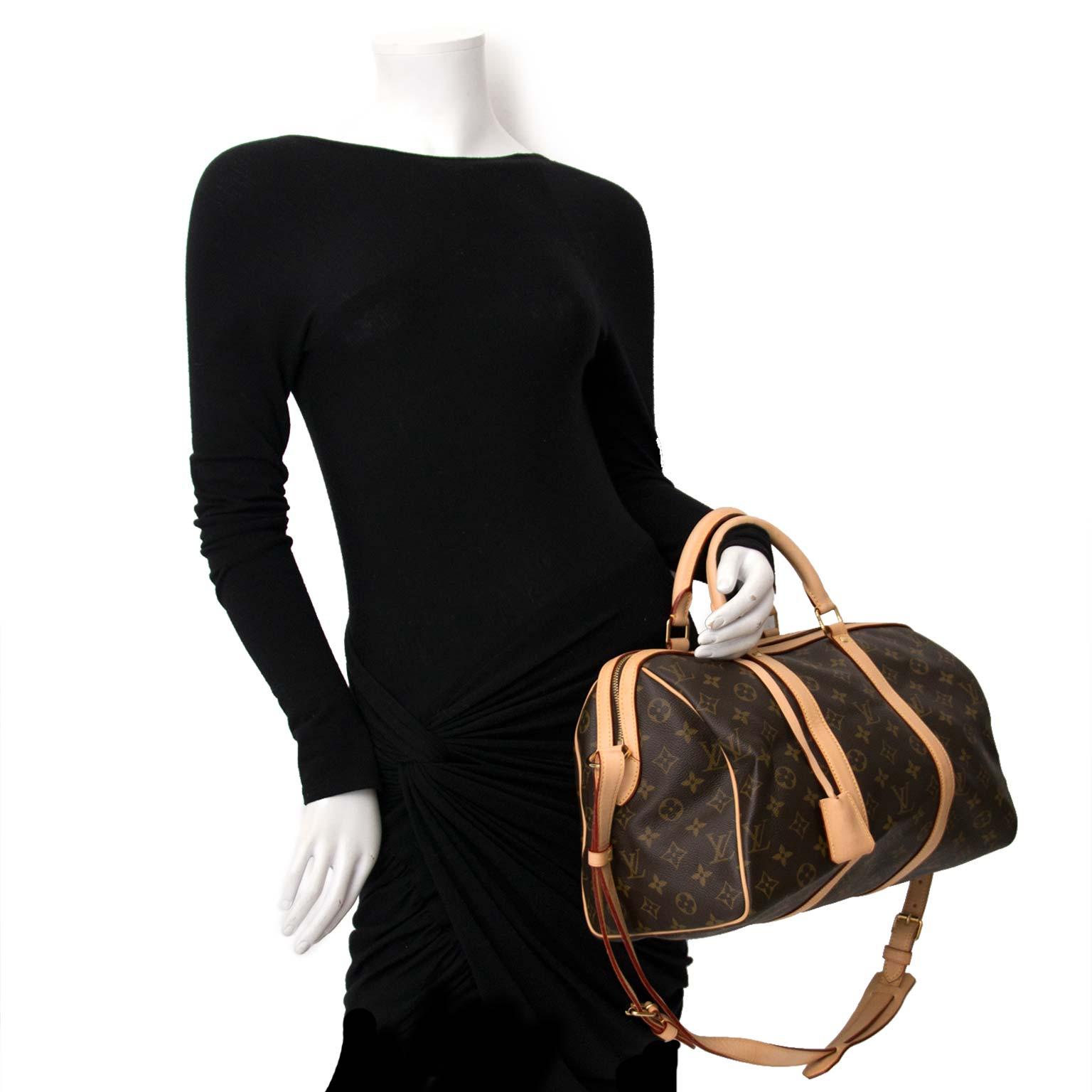 acheter en ligne pour le meilleur prix Louis Vuitton Sofia Coppola Monogram Weekender shop