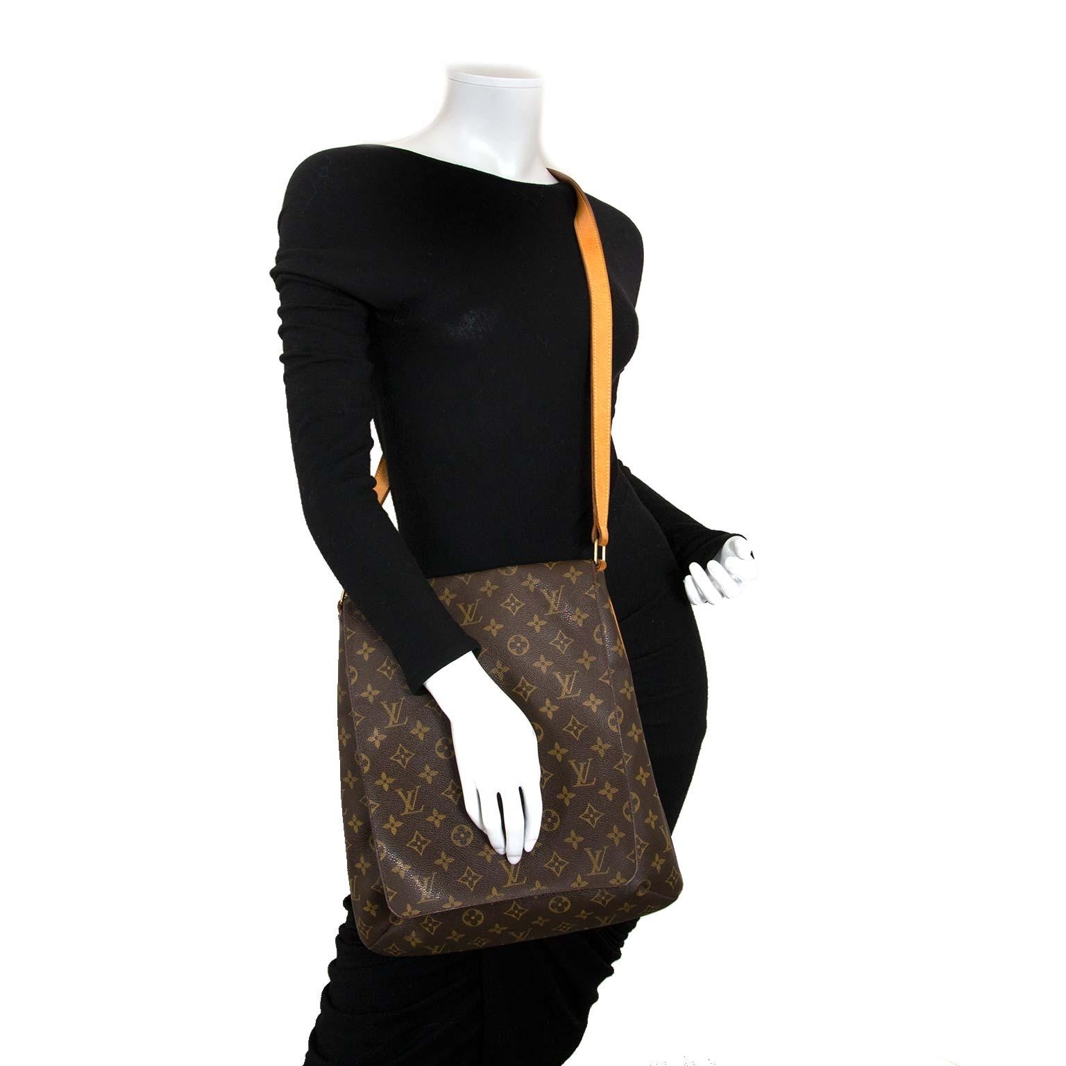 louis vuitton musette salsa bag now for sale at labellov vintage fashion webshop belgium