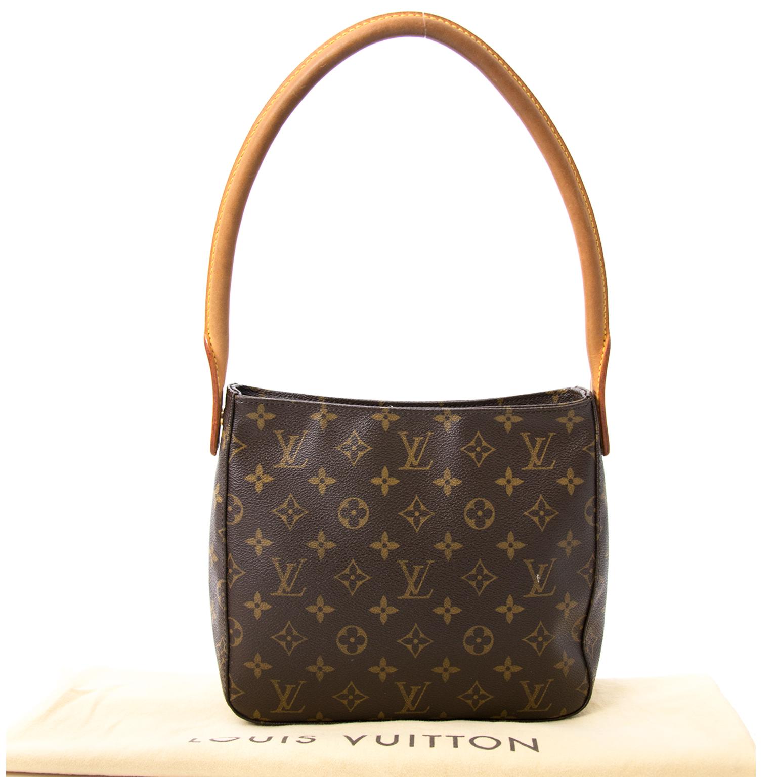 koop veilig online aan de beste prijs jou tweedehands Louis Vuitton MM Looping