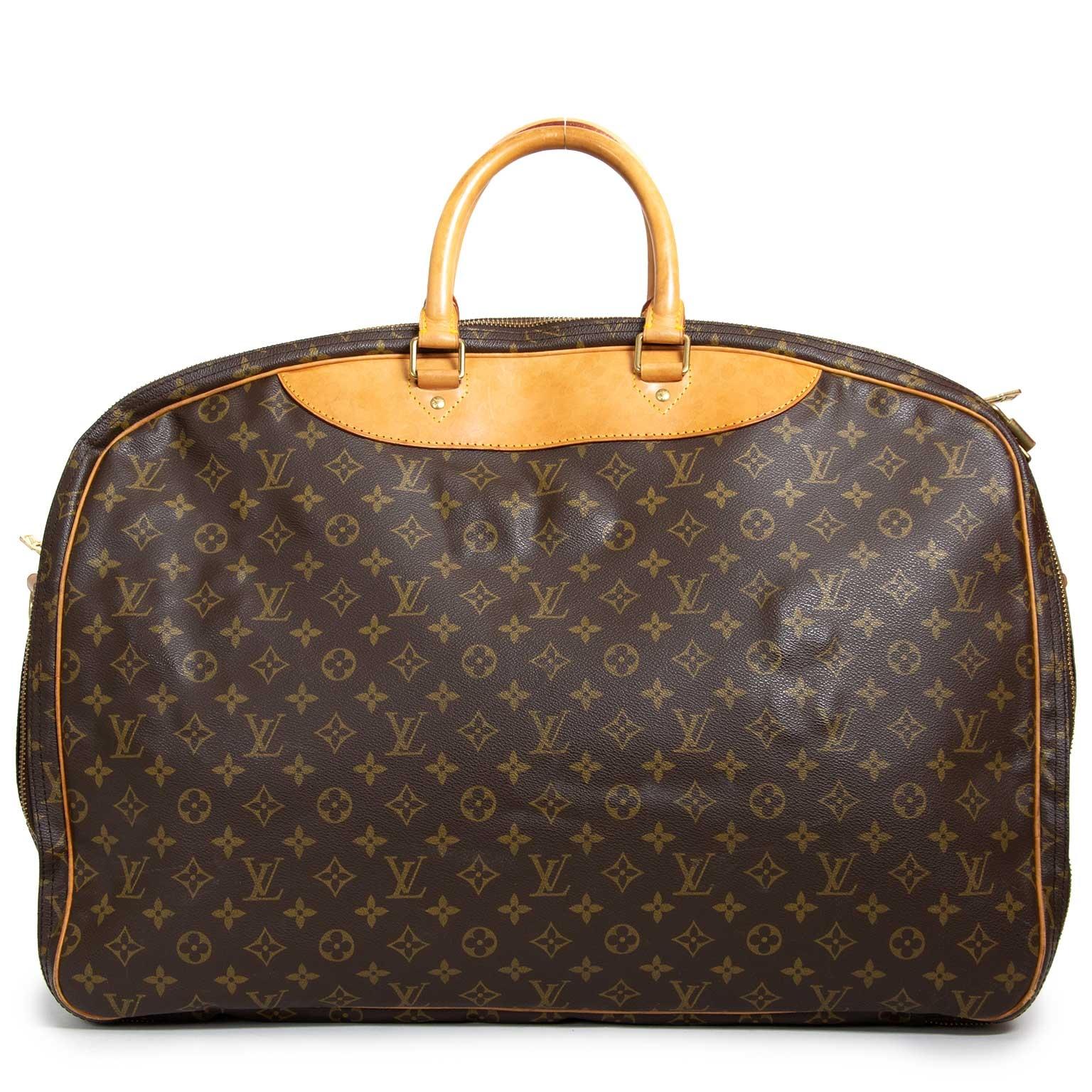 42fc43017fb ... louis vuitton monogram alize bag now for sale at labellov vintage  fashion webshop belgium