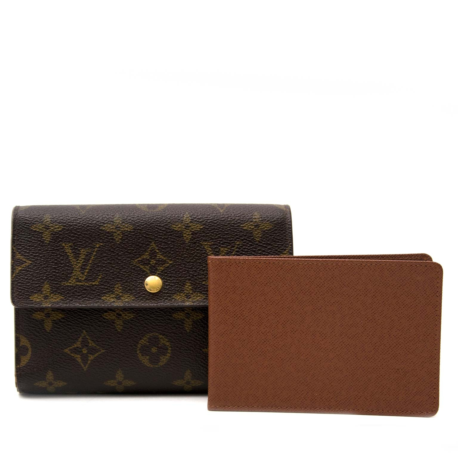 100% authentic Louis Vuitton Alexandra Monogram Wallet now online at labellov.com for the best price