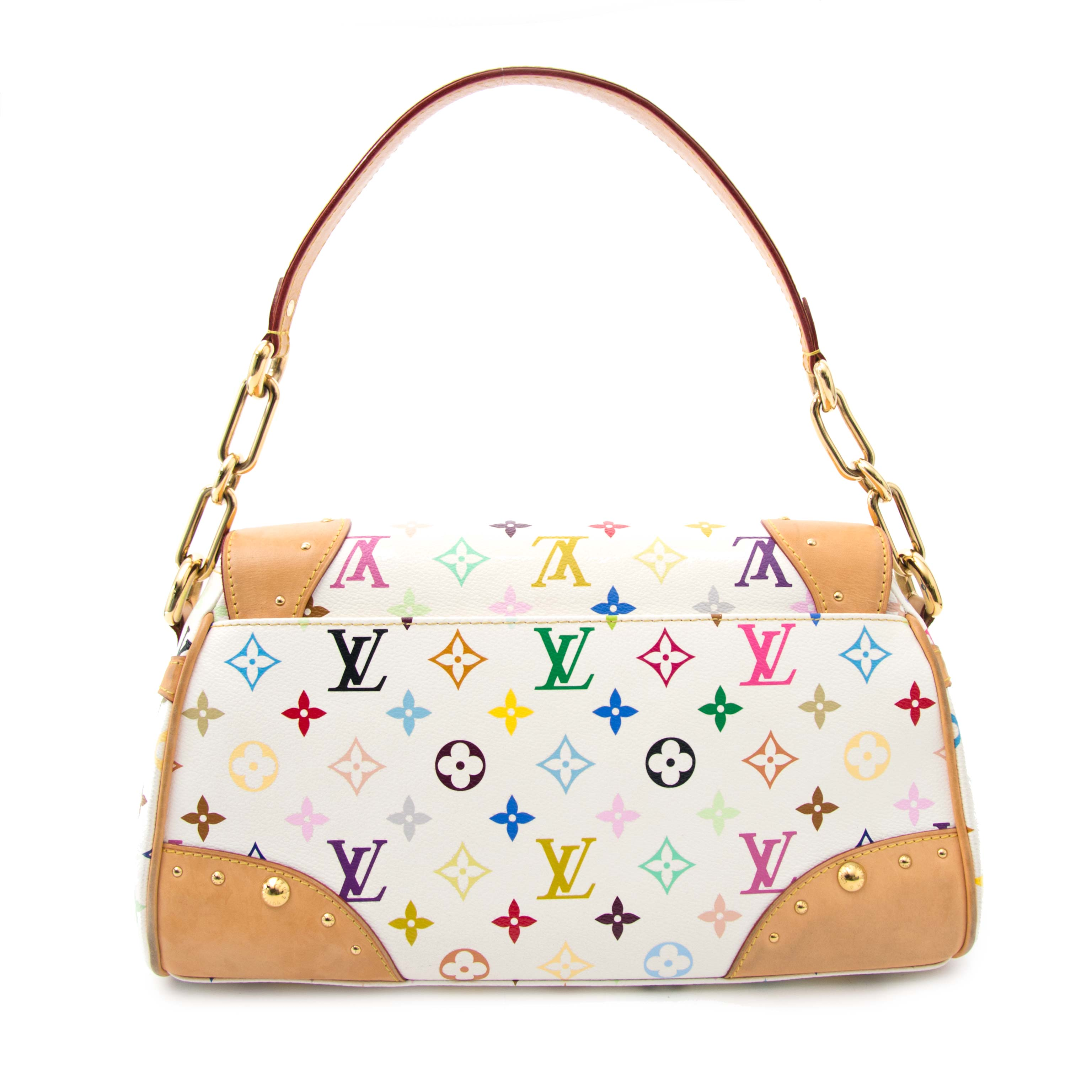 Are you looking for an authentic Louis Vuitton Multicolor Beverly MM?
